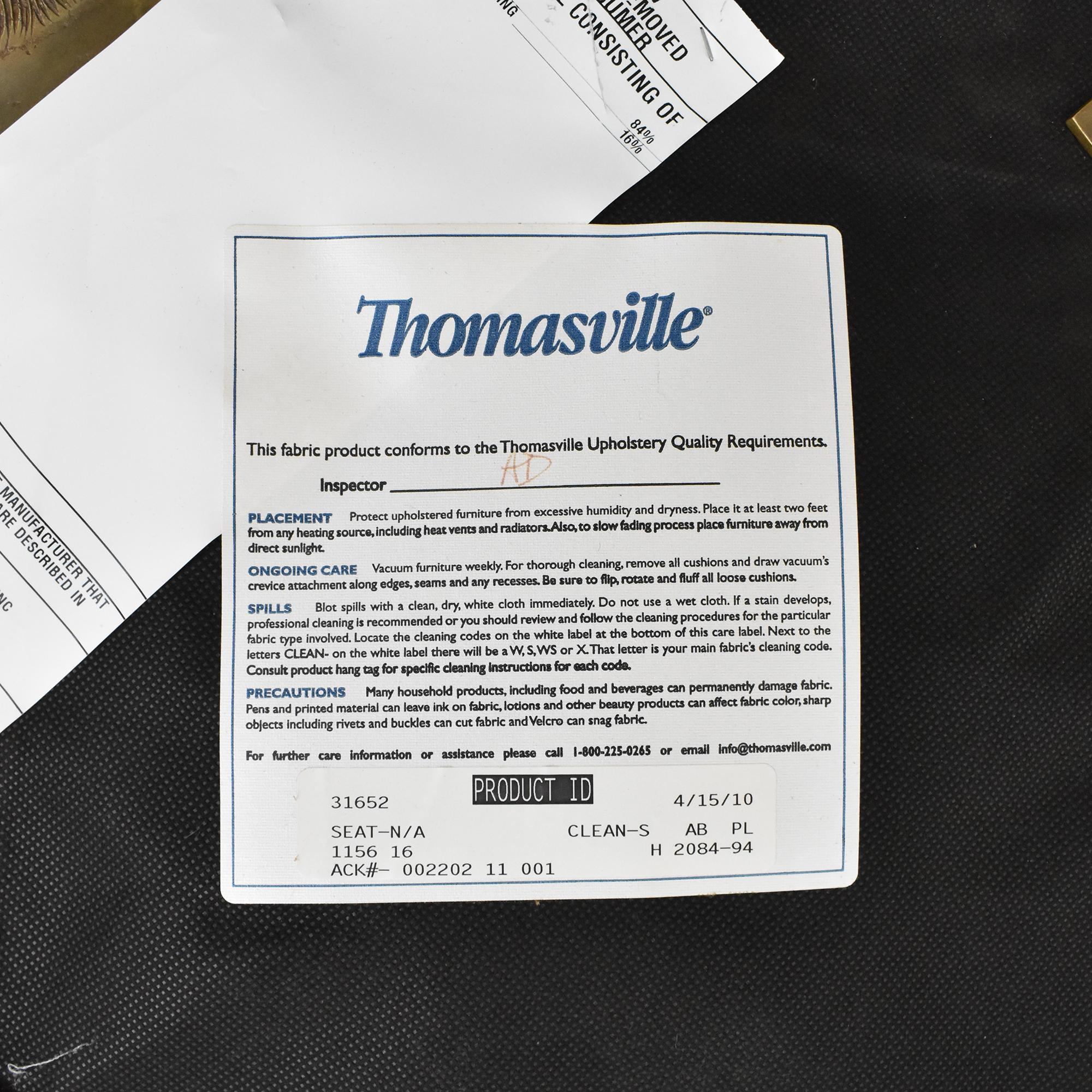 shop Thomasville Thomasville Bijou Ottoman online