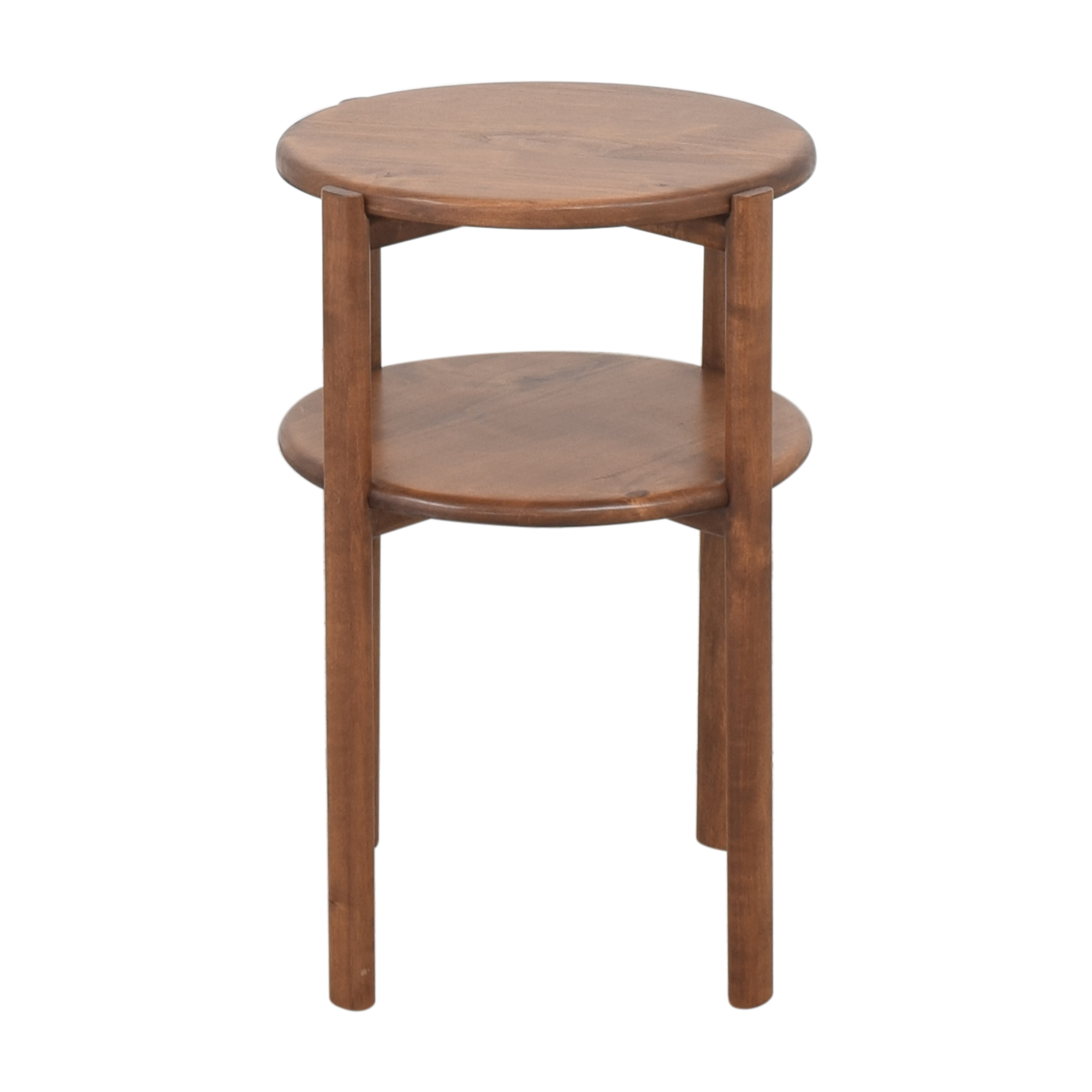shop Parachute Parachute Handmade Wood Side Table online