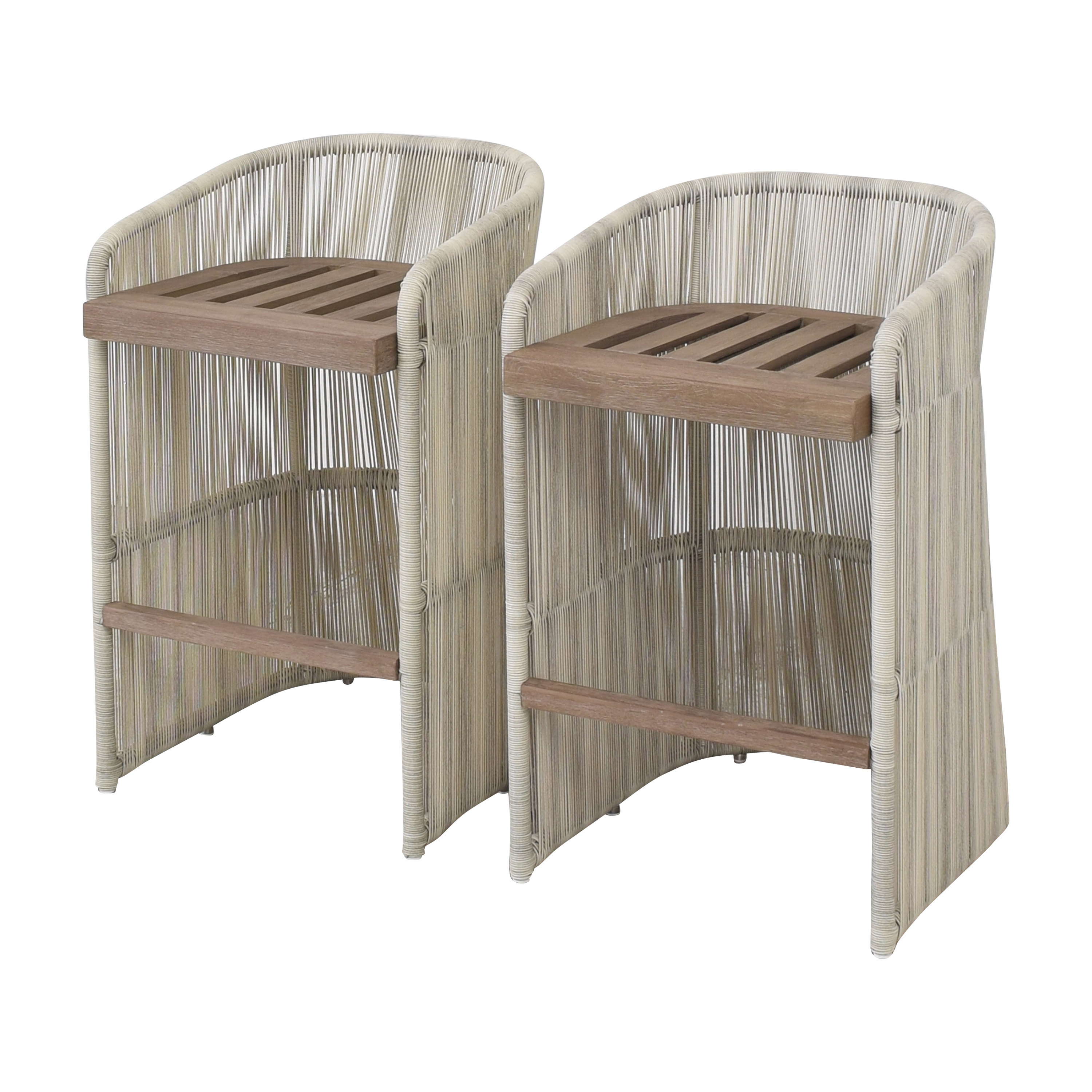 Restoration Hardware Restoration Hardware Havana Barstools for sale