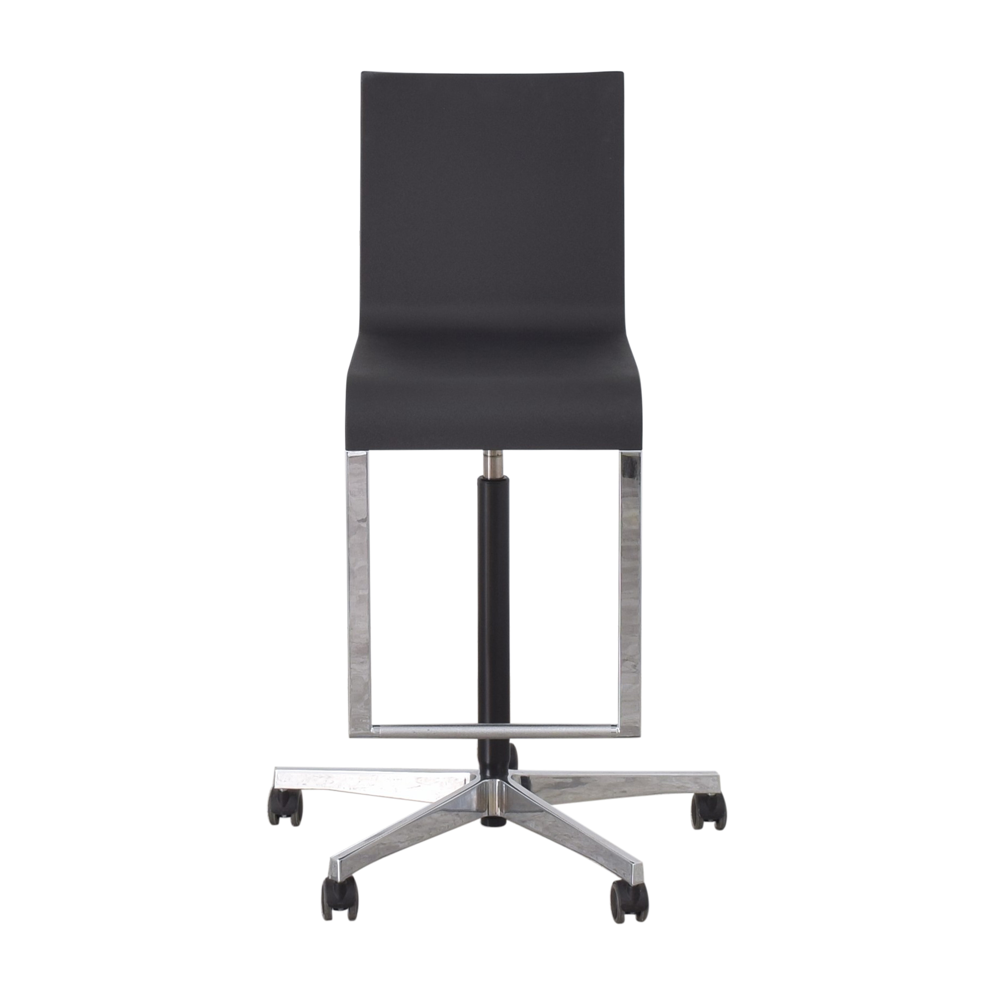 buy Vitra .03 High Office Stool Vitra Home Office Chairs