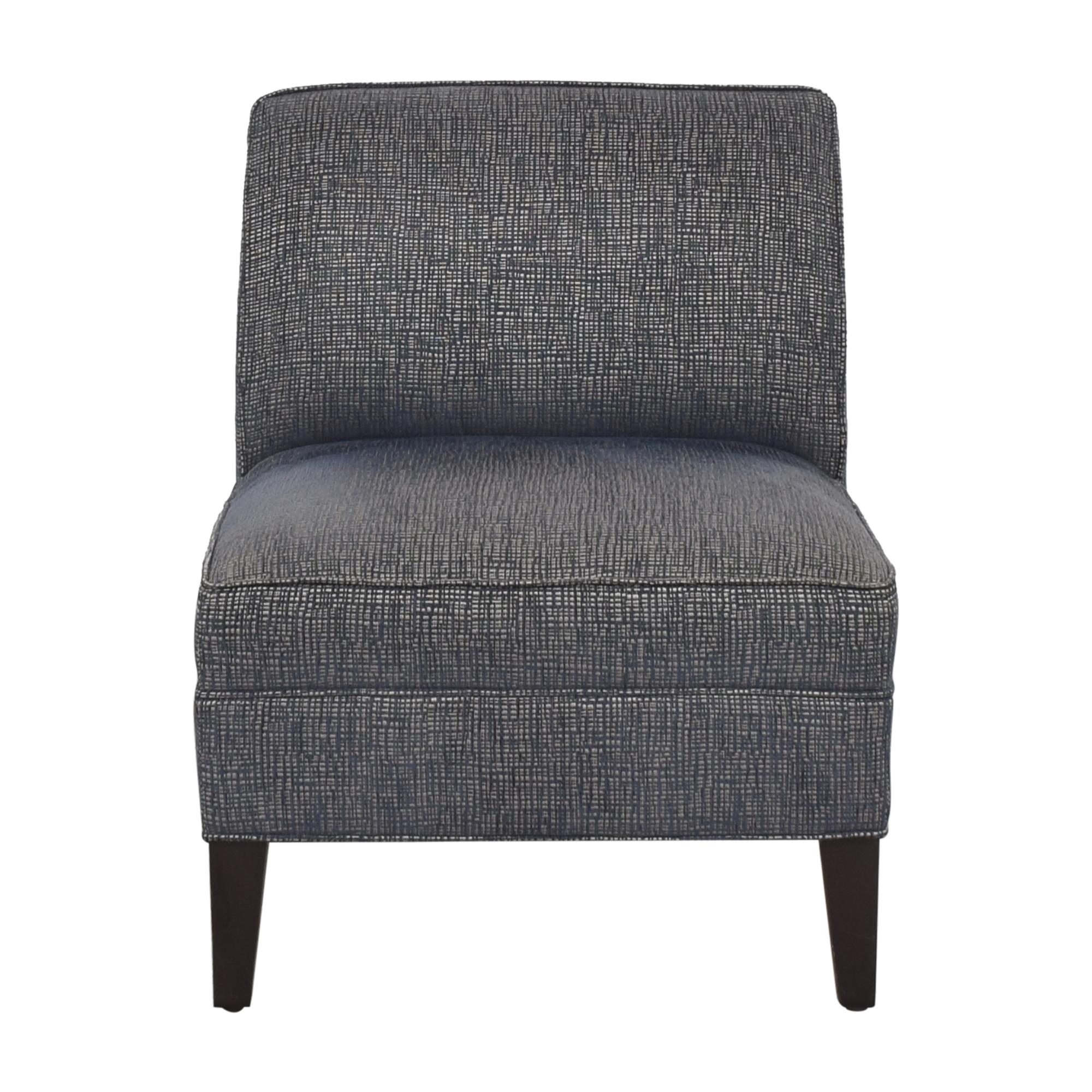 shop Ethan Allen Slipper Chair Ethan Allen Chairs