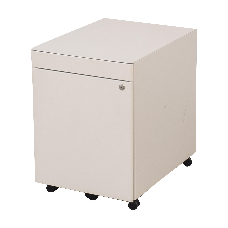 Vitra Vitra ABC Mobile Pedestal Filing Cabinet nyc