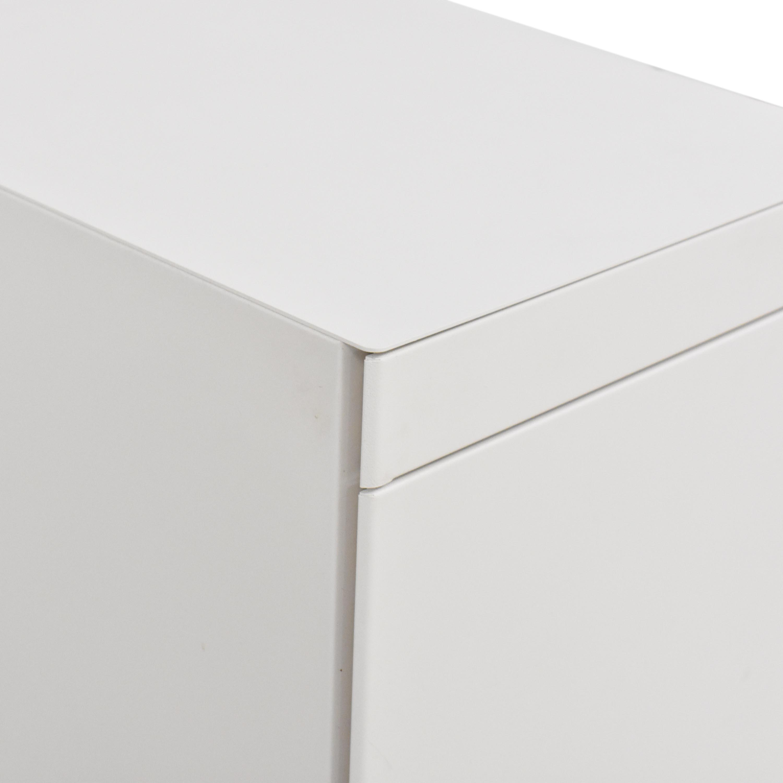 Vitra Vitra ABC Mobile Pedestal Filing Cabinet used