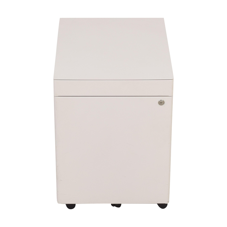 buy Vitra ABC Mobile Pedestal Filing Cabinet Vitra