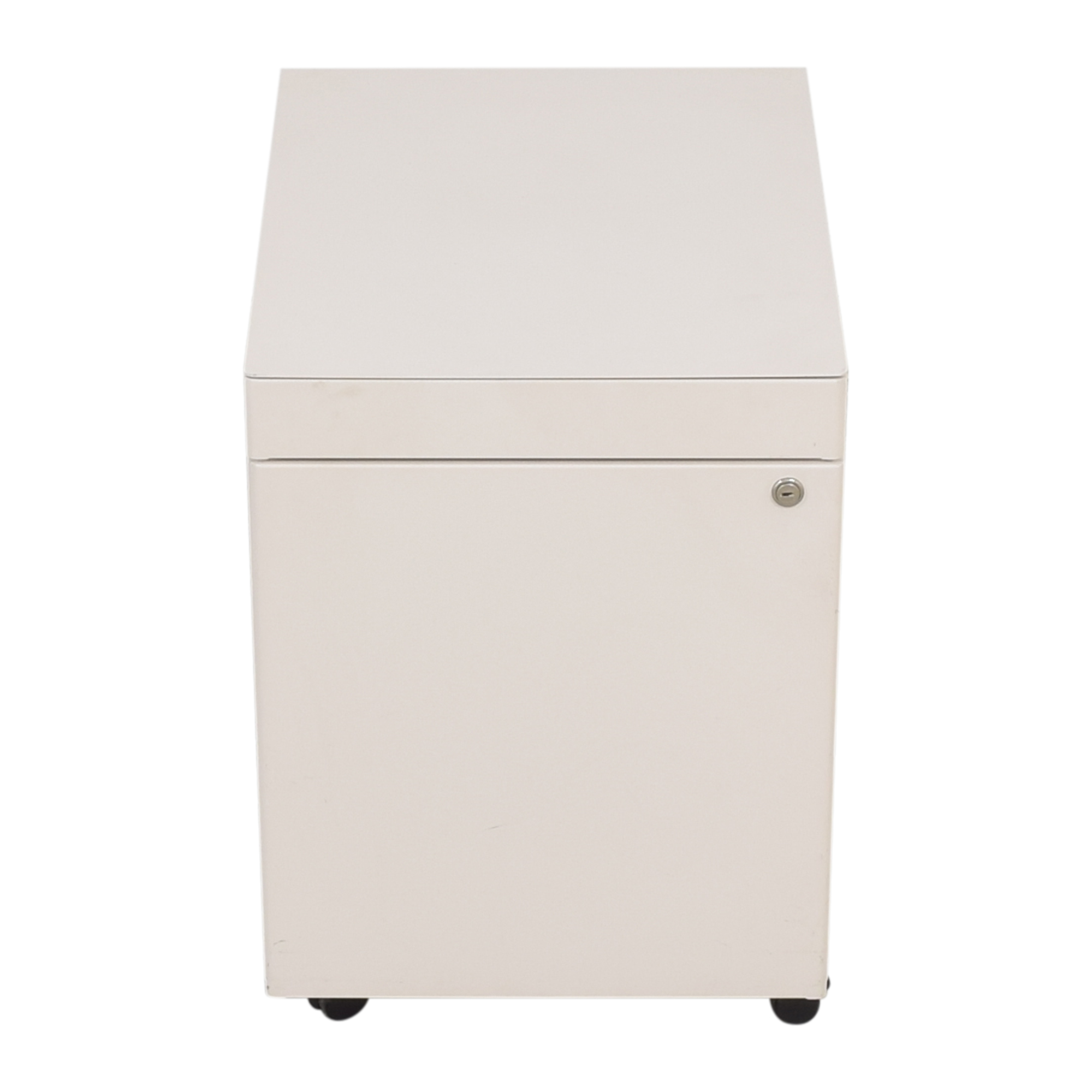 buy Vitra ABC Mobile Pedestal Filing Cabinet Vitra Filing & Bins
