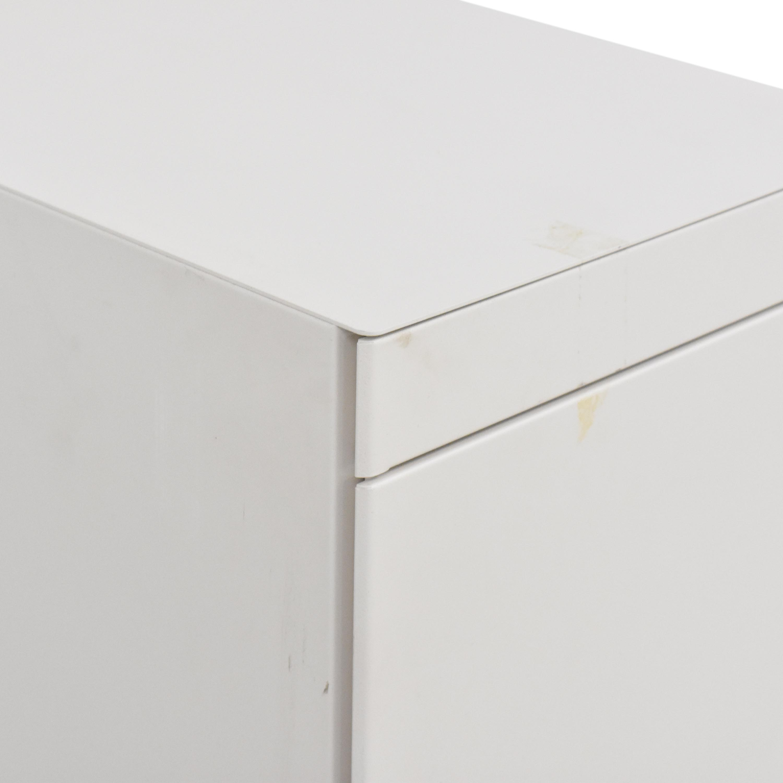 Vitra ABC Mobile Pedestal Filing Cabinet / Filing & Bins