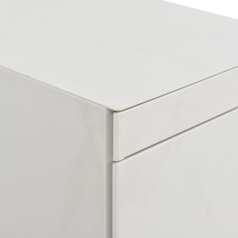 Vitra Vitra ABC Mobile Pedestal Filing Cabinet dimensions