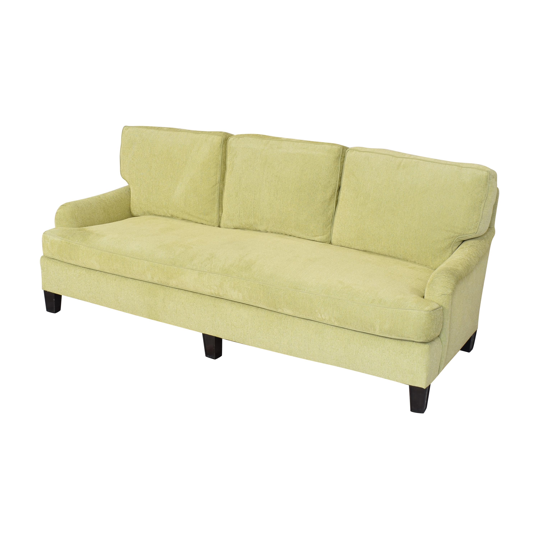 Custom Bench Cushion Sofa Classic Sofas