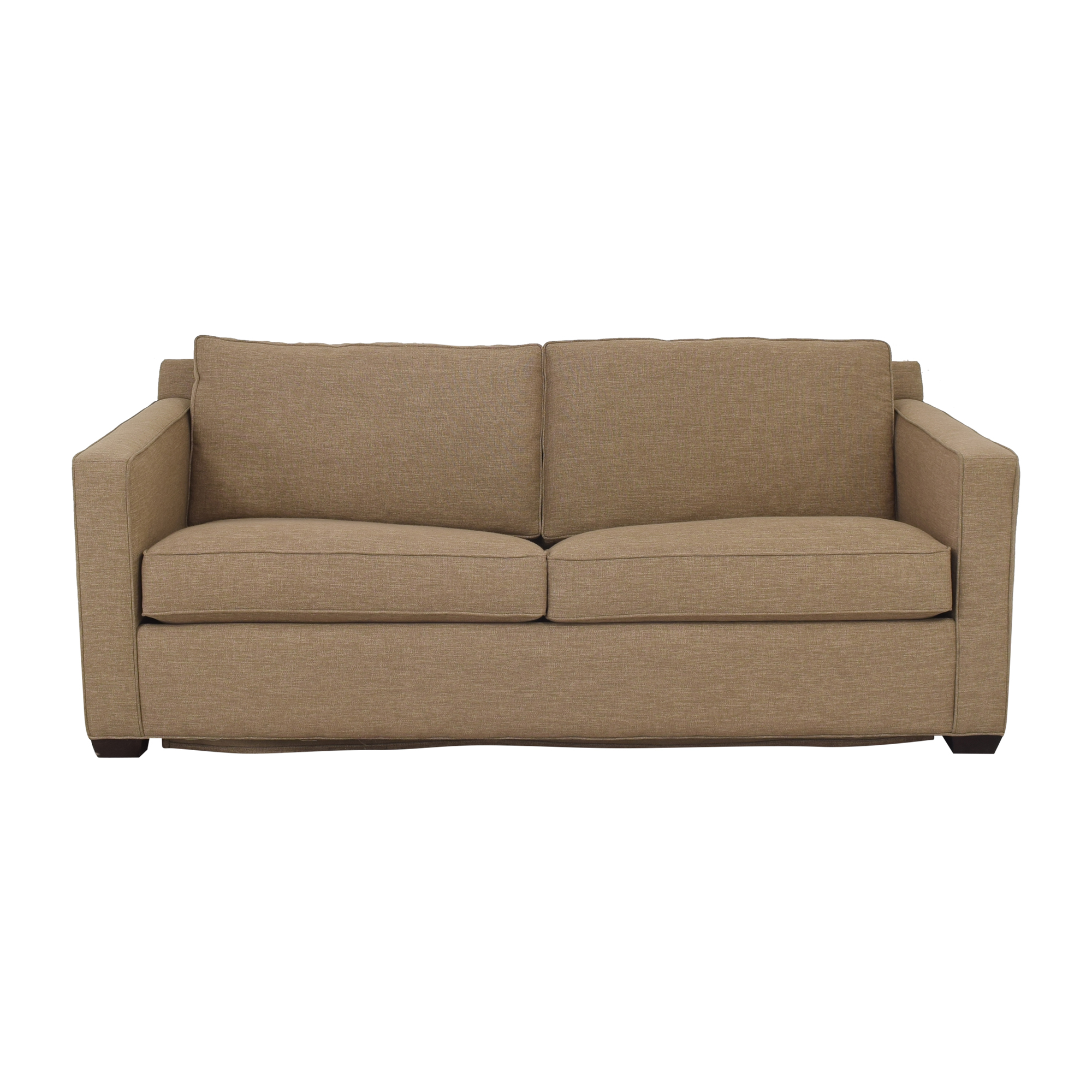 Crate & Barrel Crate & Barrel Modern Sleeper Sofa Sofas