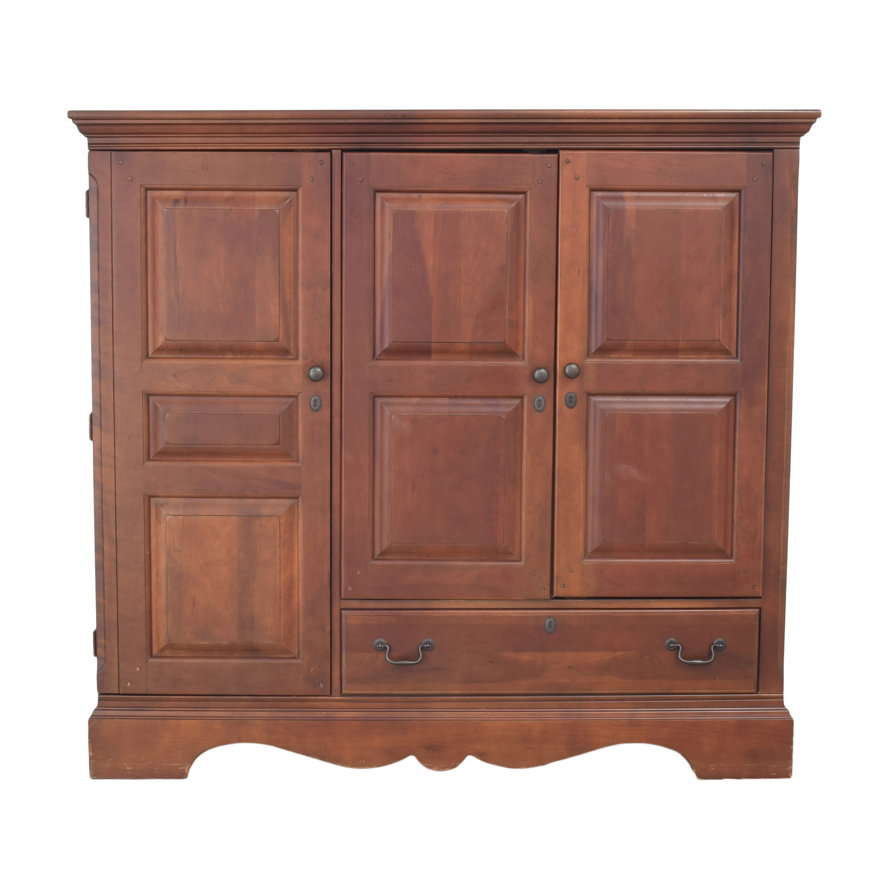 Macy's Entertainment Center Cabinet sale