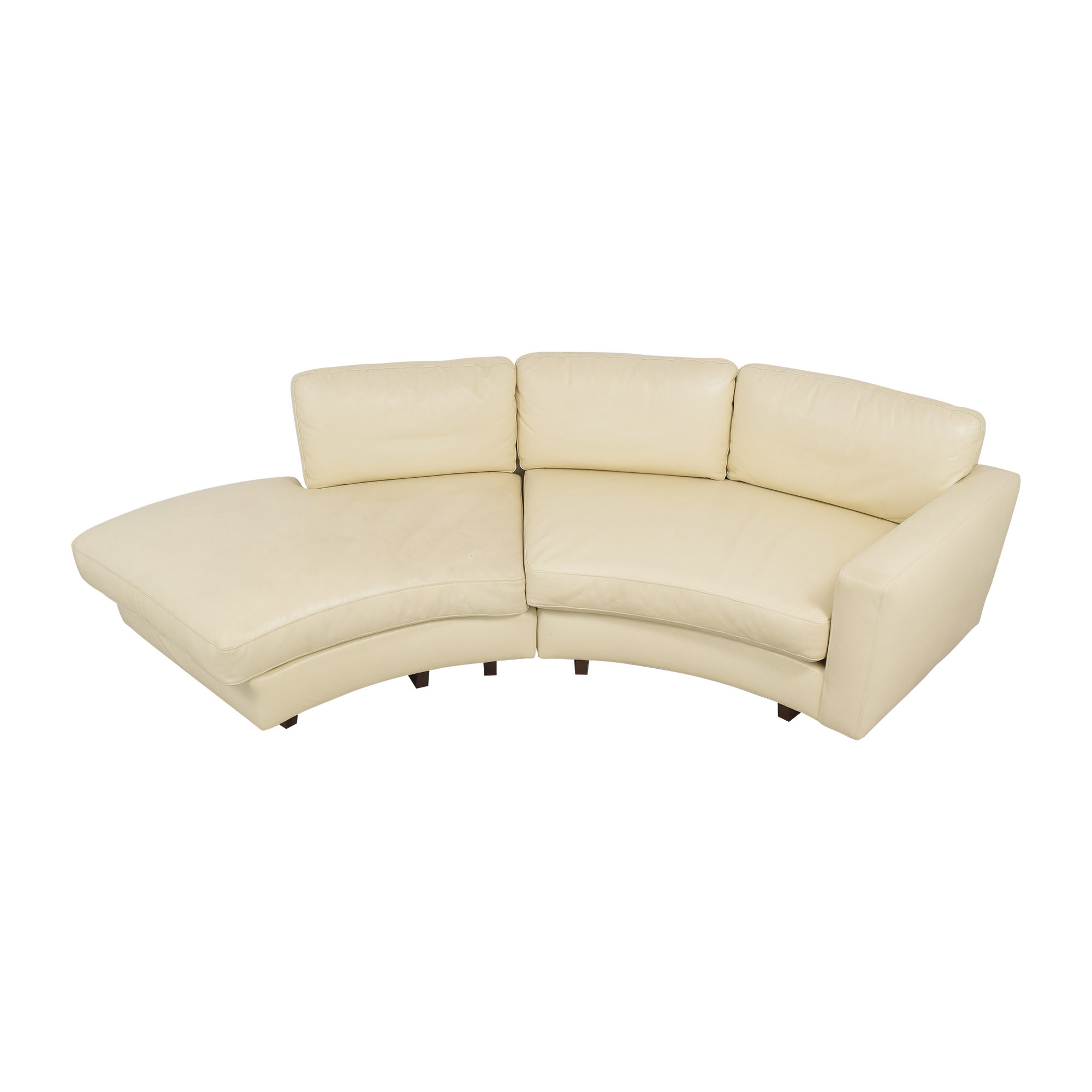 shop Thayer Coggin Thayer Coggin Clip 2 Sectional Sofa online