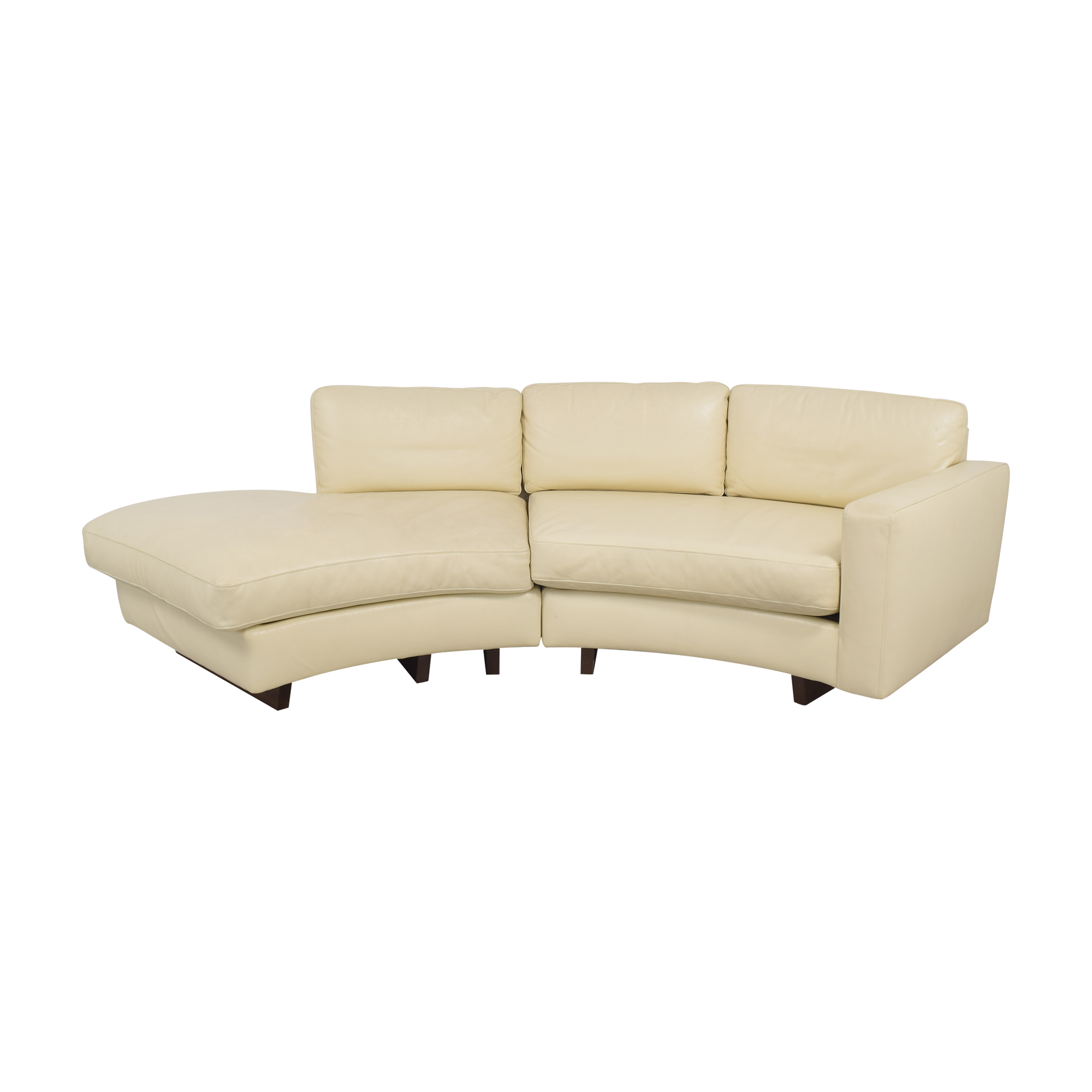 buy Thayer Coggin Thayer Coggin Clip 2 Sectional Sofa online