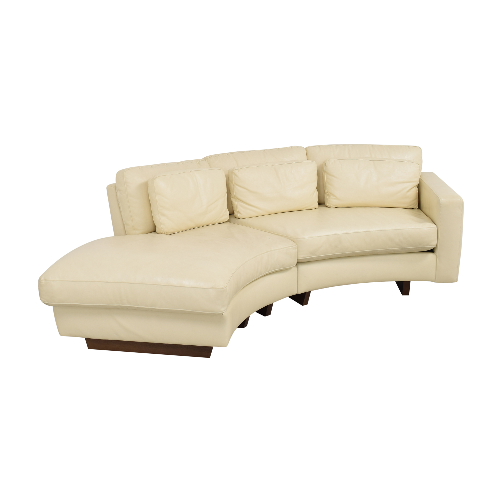 Thayer Coggin Clip 2 Sectional Sofa / Sectionals