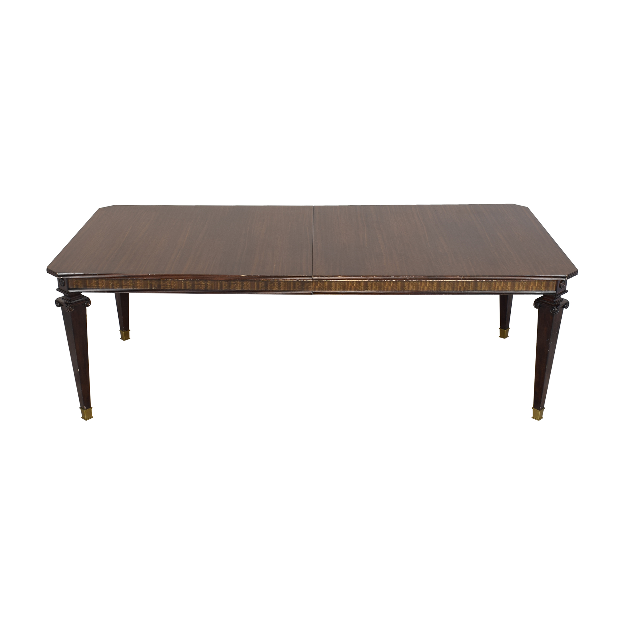 Theodore Alexander Theodore Alexander Extending Dining Table Dinner Tables