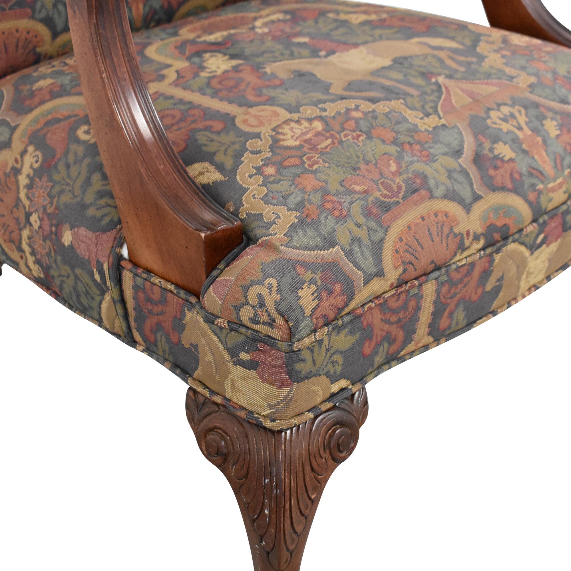 Sam Moore Sam Moore Decorative Arm Chair discount