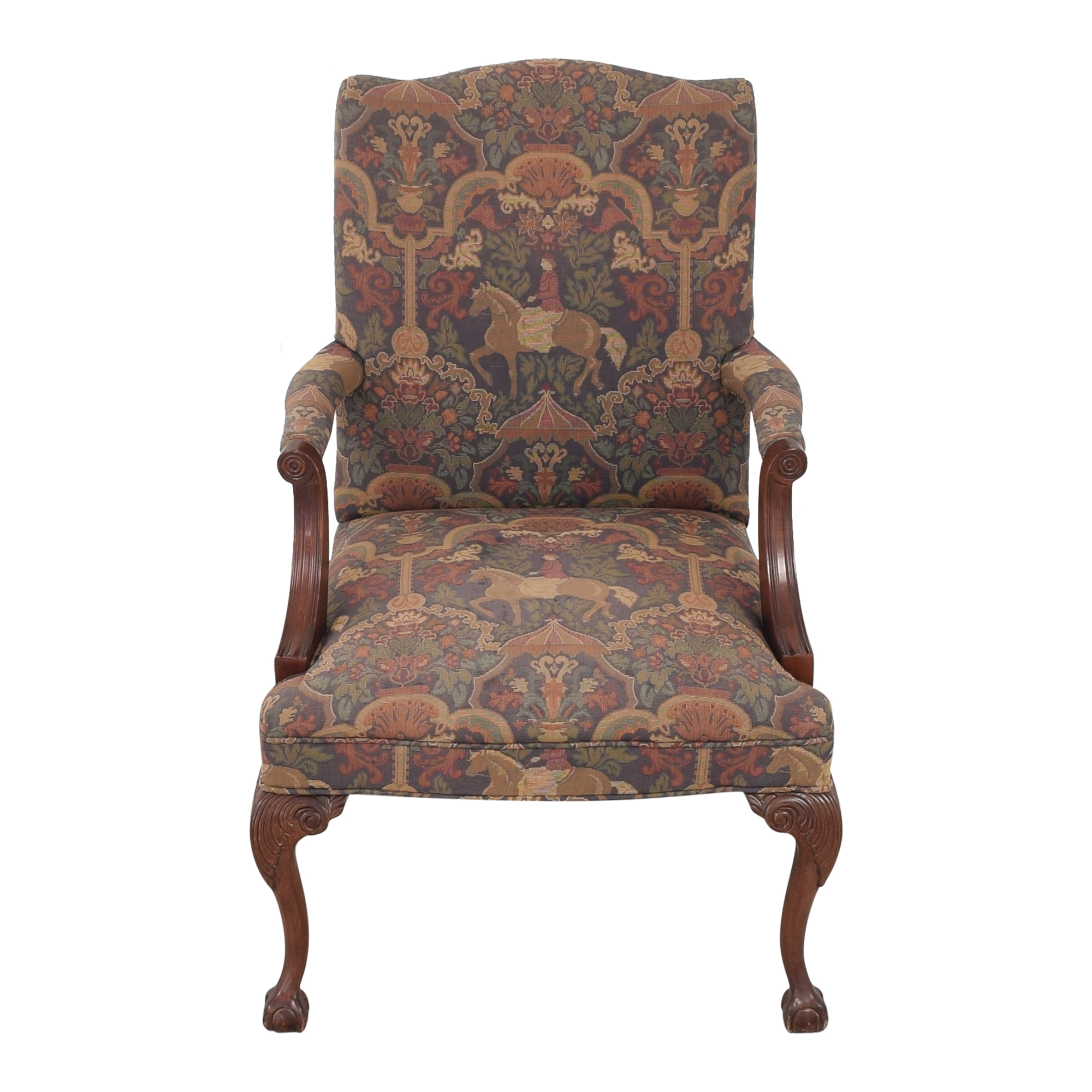 Sam Moore Decorative Arm Chair / Accent Chairs