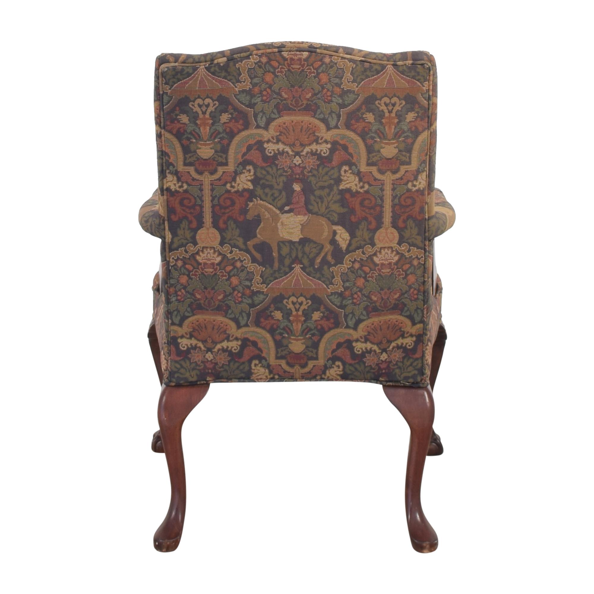 Sam Moore Decorative Arm Chair sale