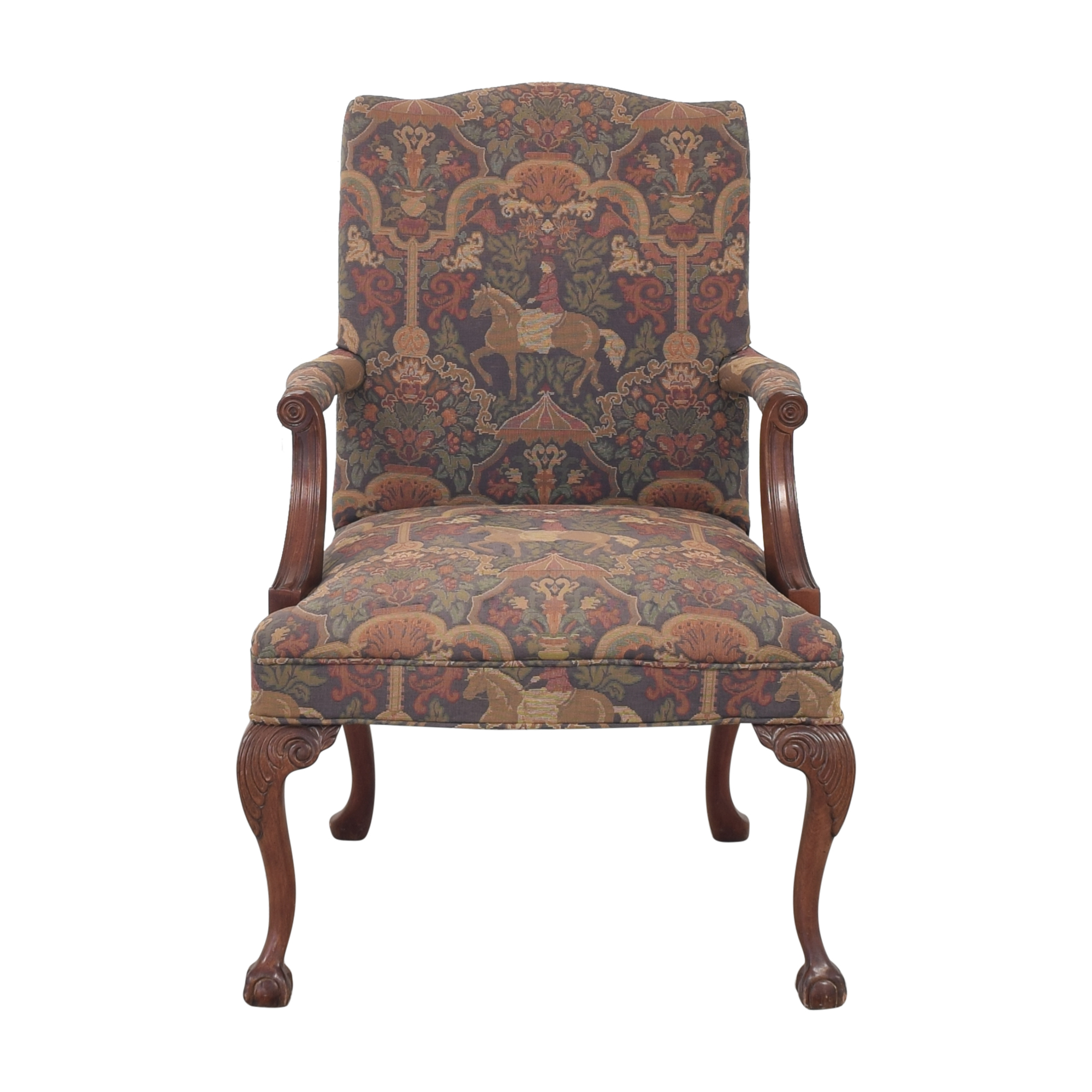 Sam Moore Sam Moore Decorative Arm Chair coupon