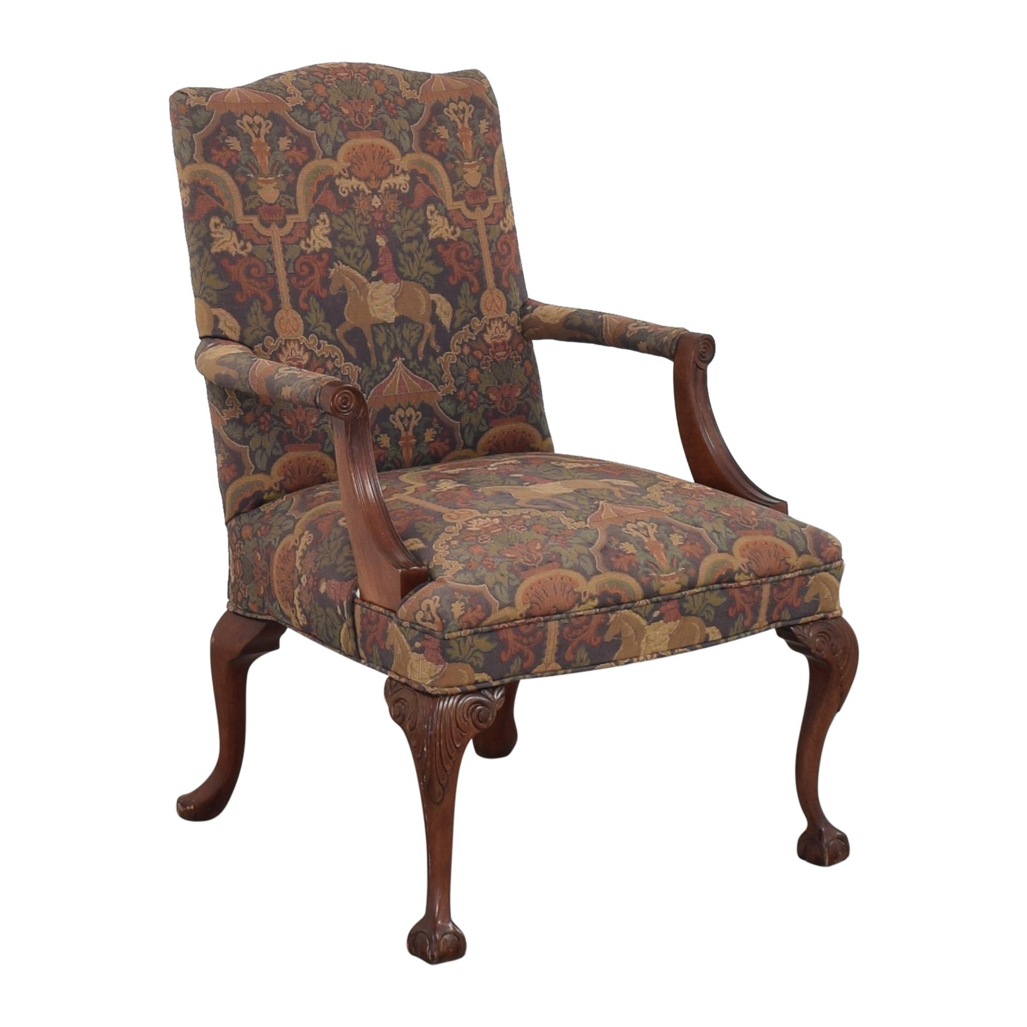 Sam Moore Sam Moore Decorative Arm Chair used