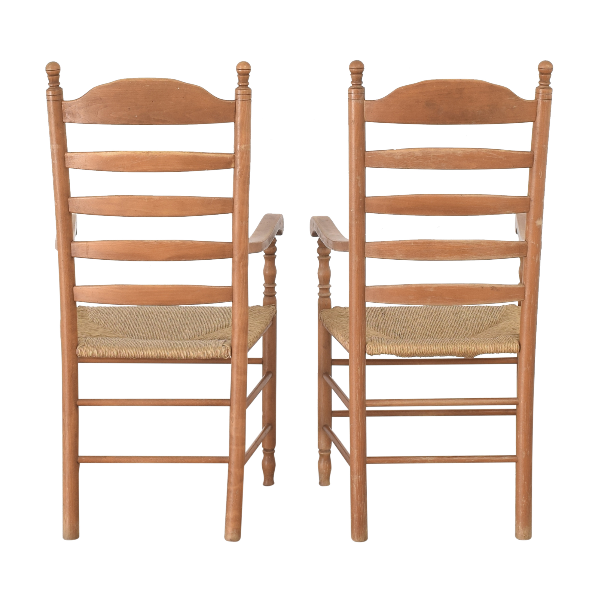 Custom Tall Back Arm Chairs price