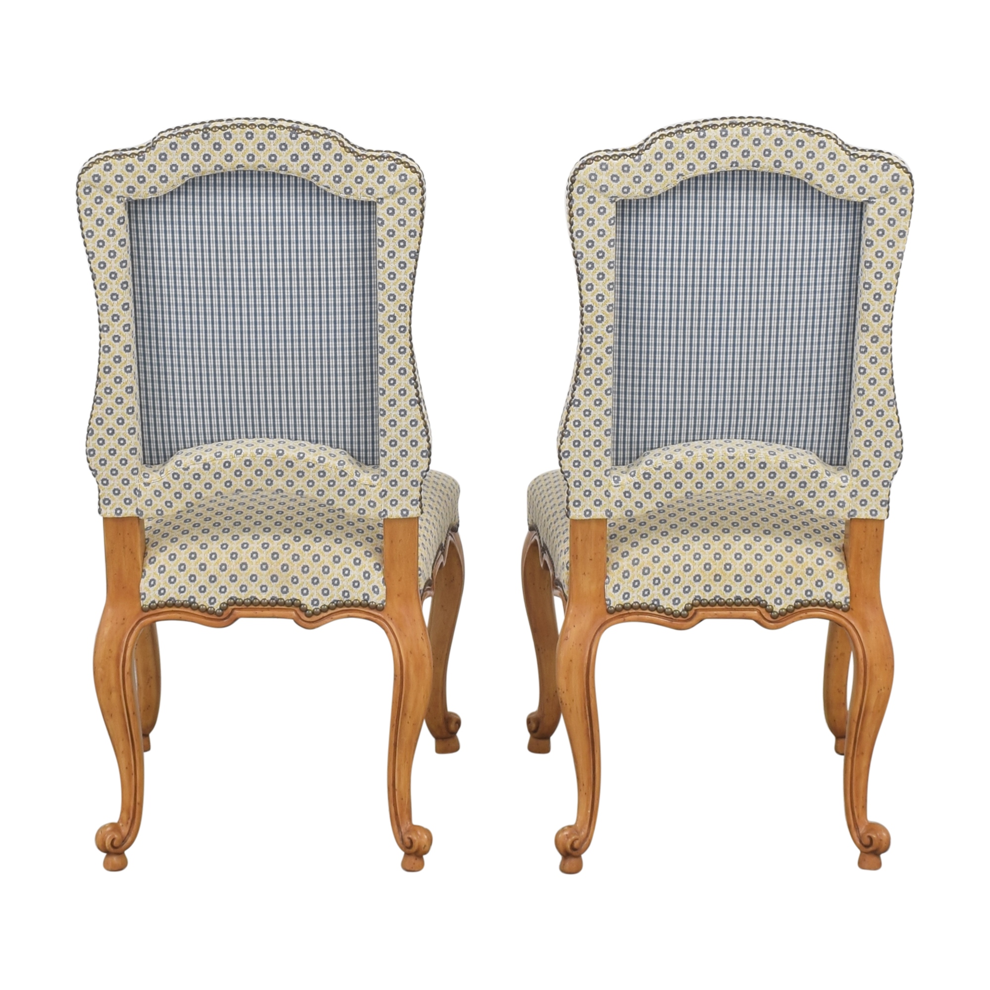 Minton-Spidell Minton-Spidell Regence Dining Side Chairs second hand