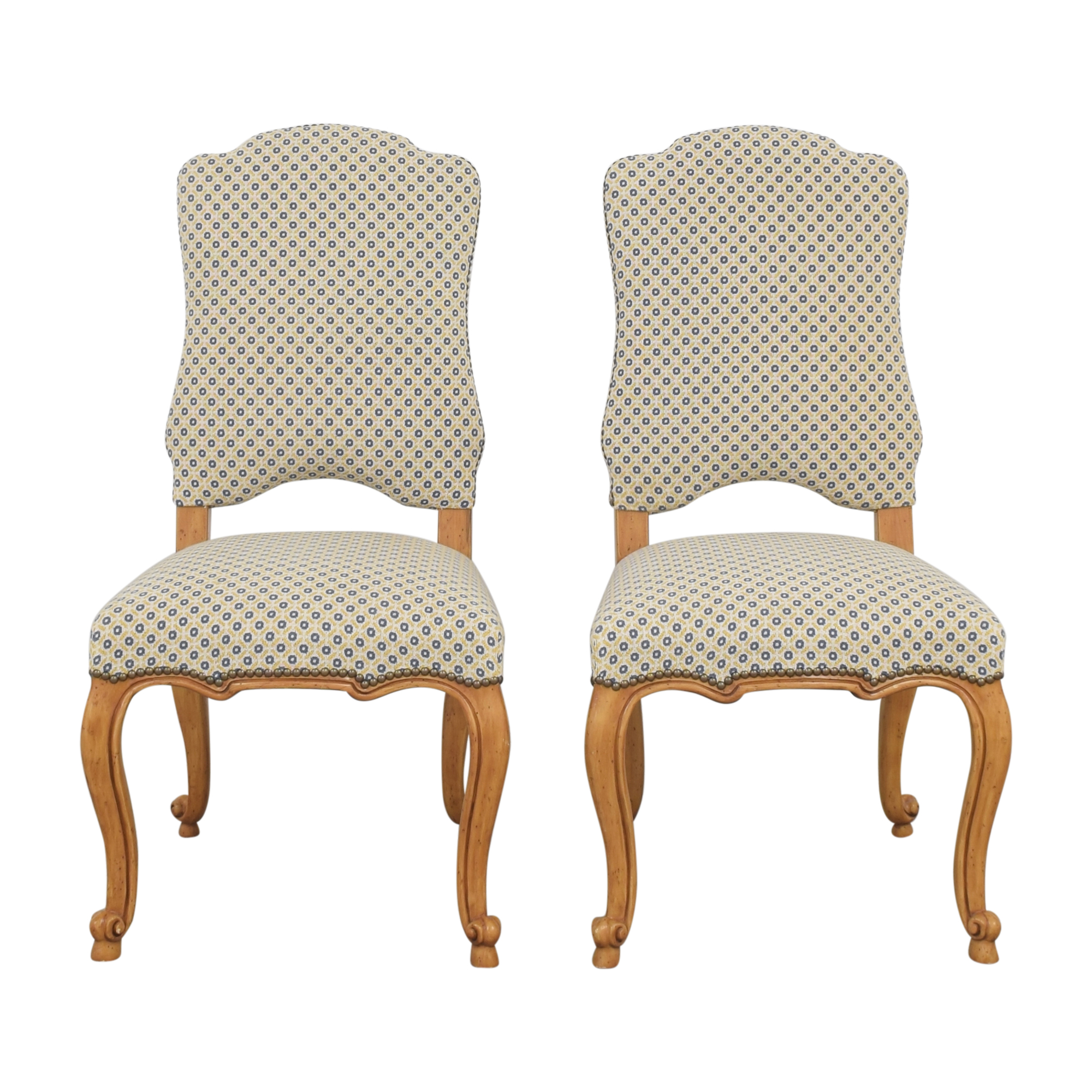 Minton-Spidell Minton-Spidell Regence Dining Side Chairs used