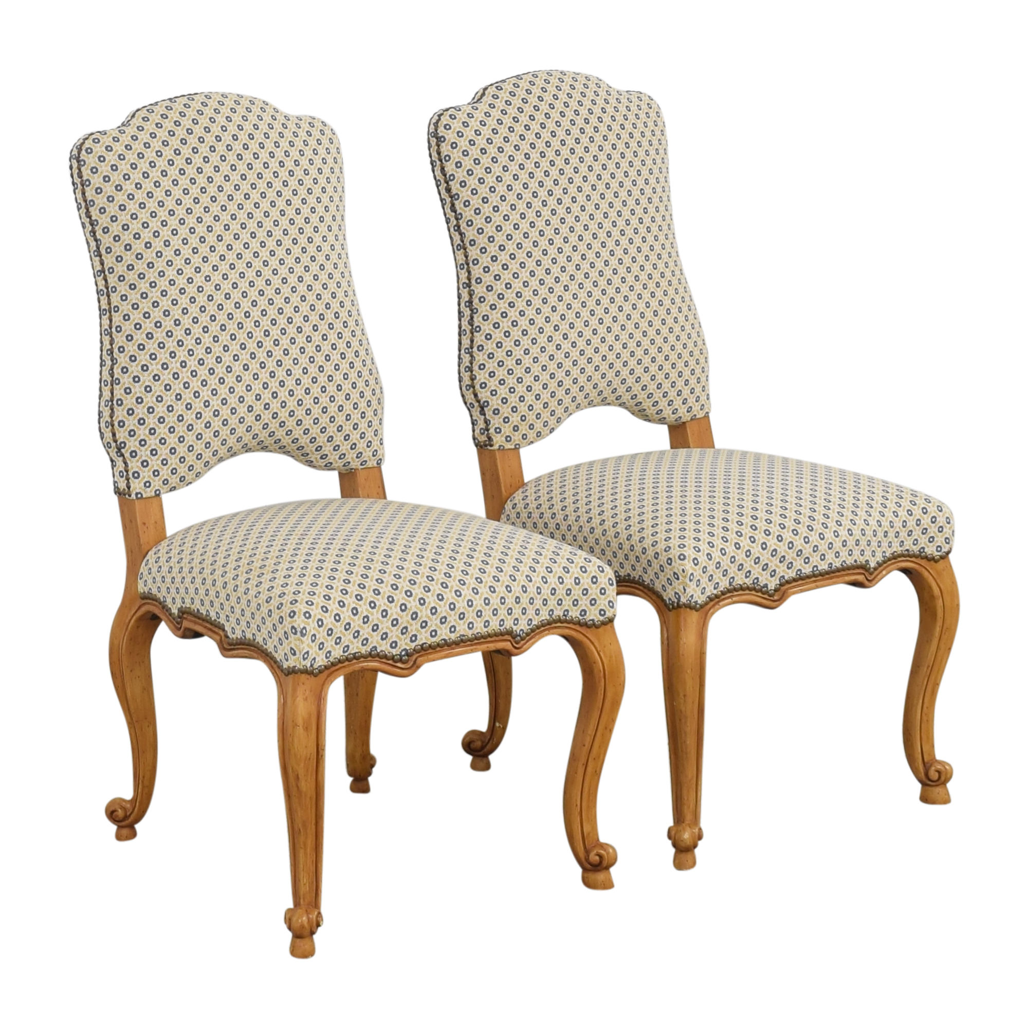 Minton-Spidell Regence Dining Side Chairs Minton-Spidell