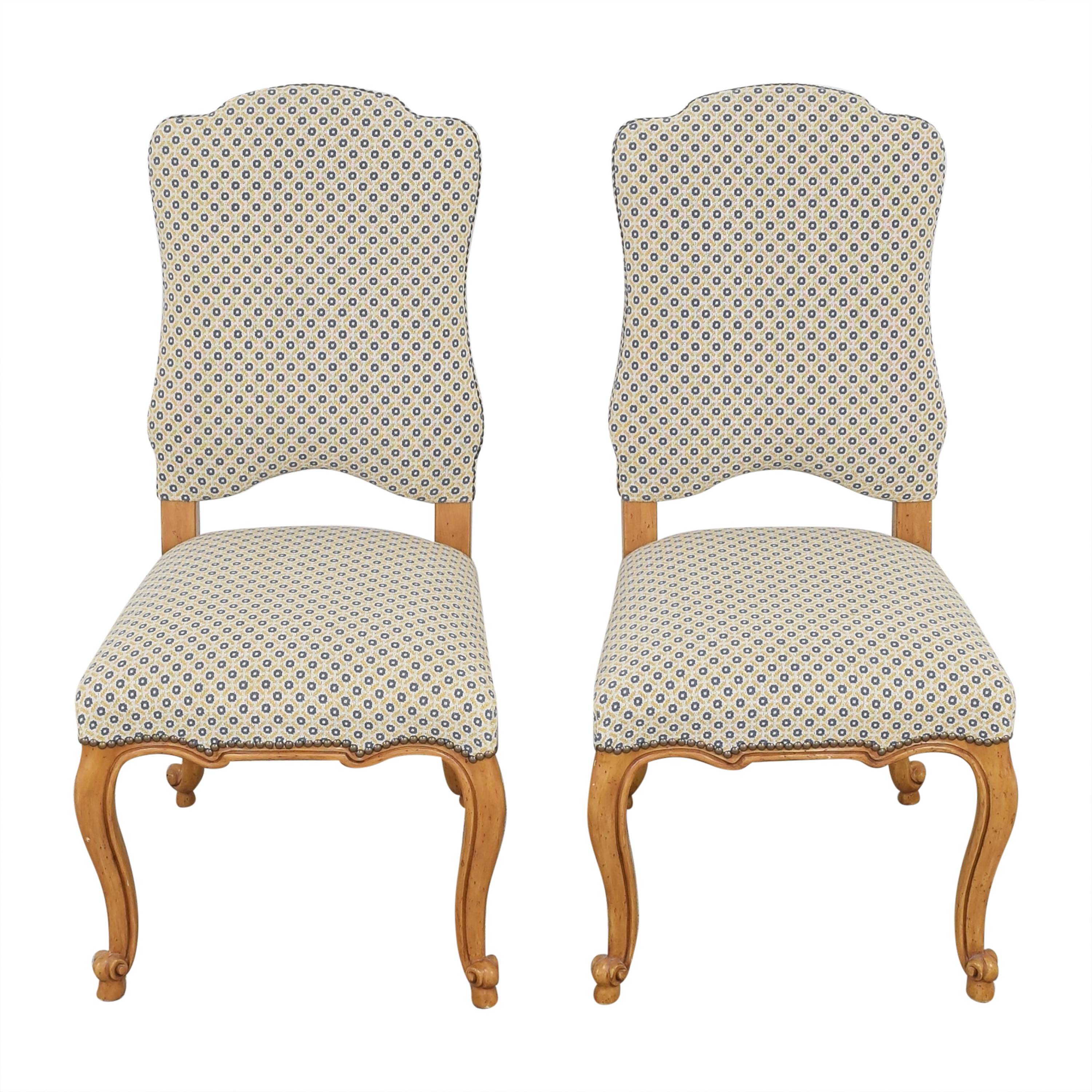Minton-Spidell Minton-Spidell Regence Dining Side Chairs dimensions