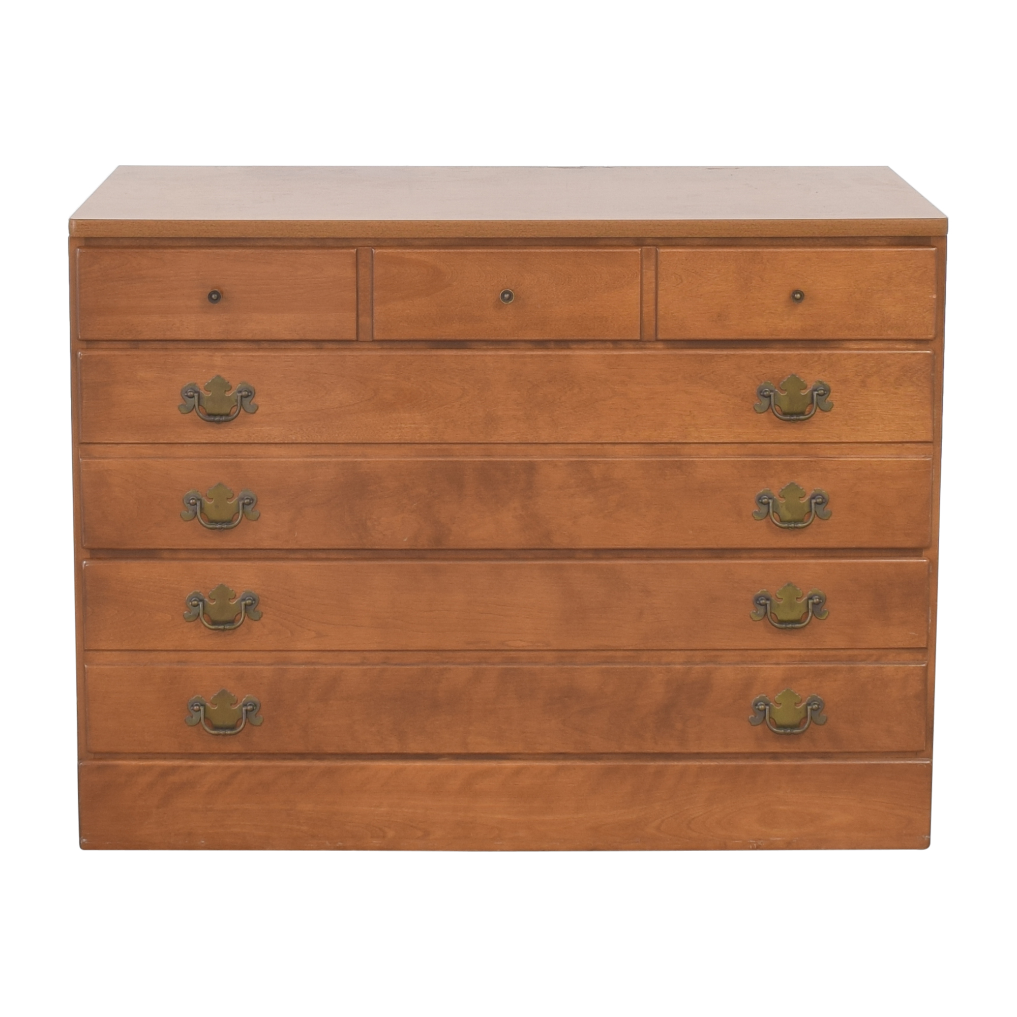 Ethan Allen Three Drawer Dresser / Storage