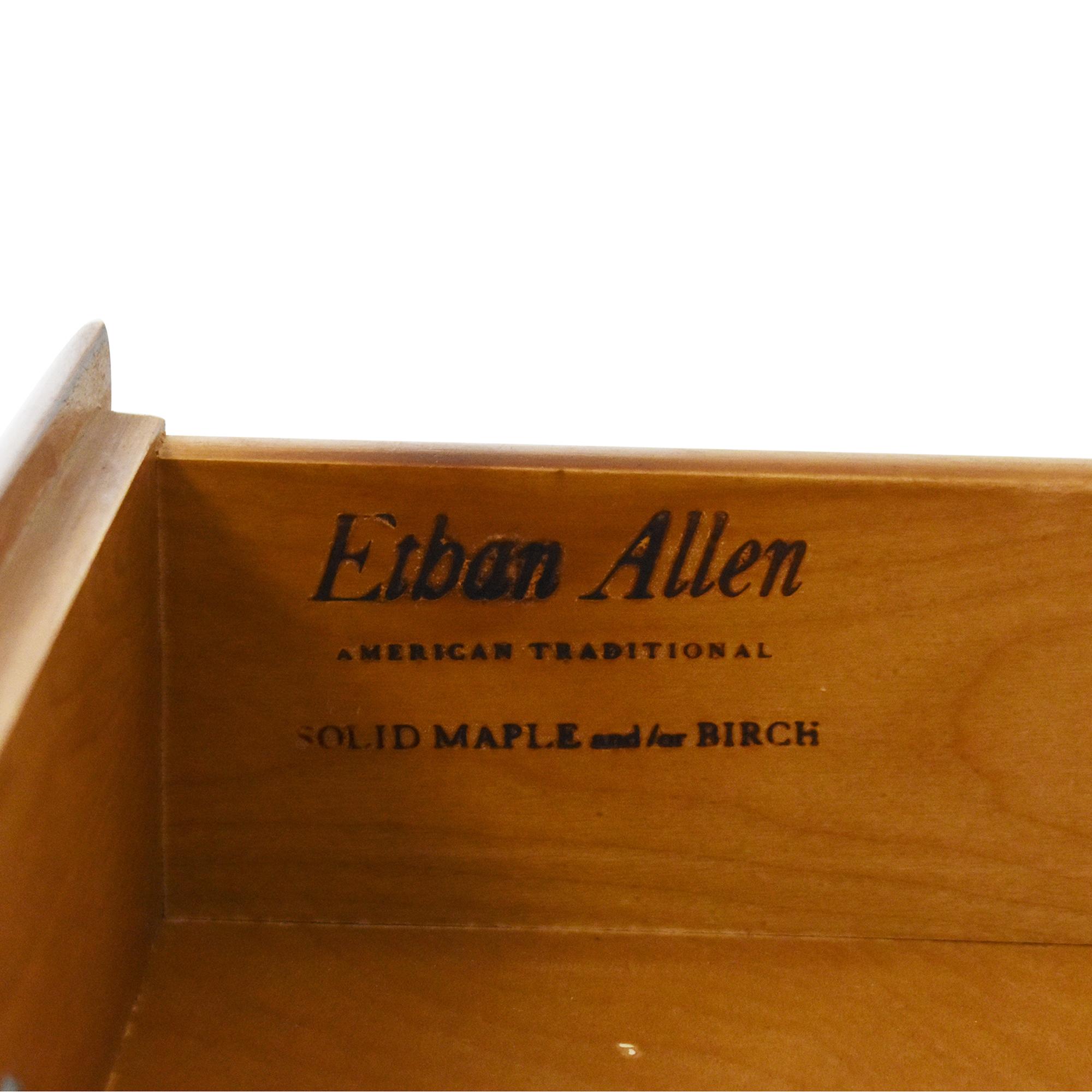 Ethan Allen Ethan Allen Three Drawer Dresser Storage