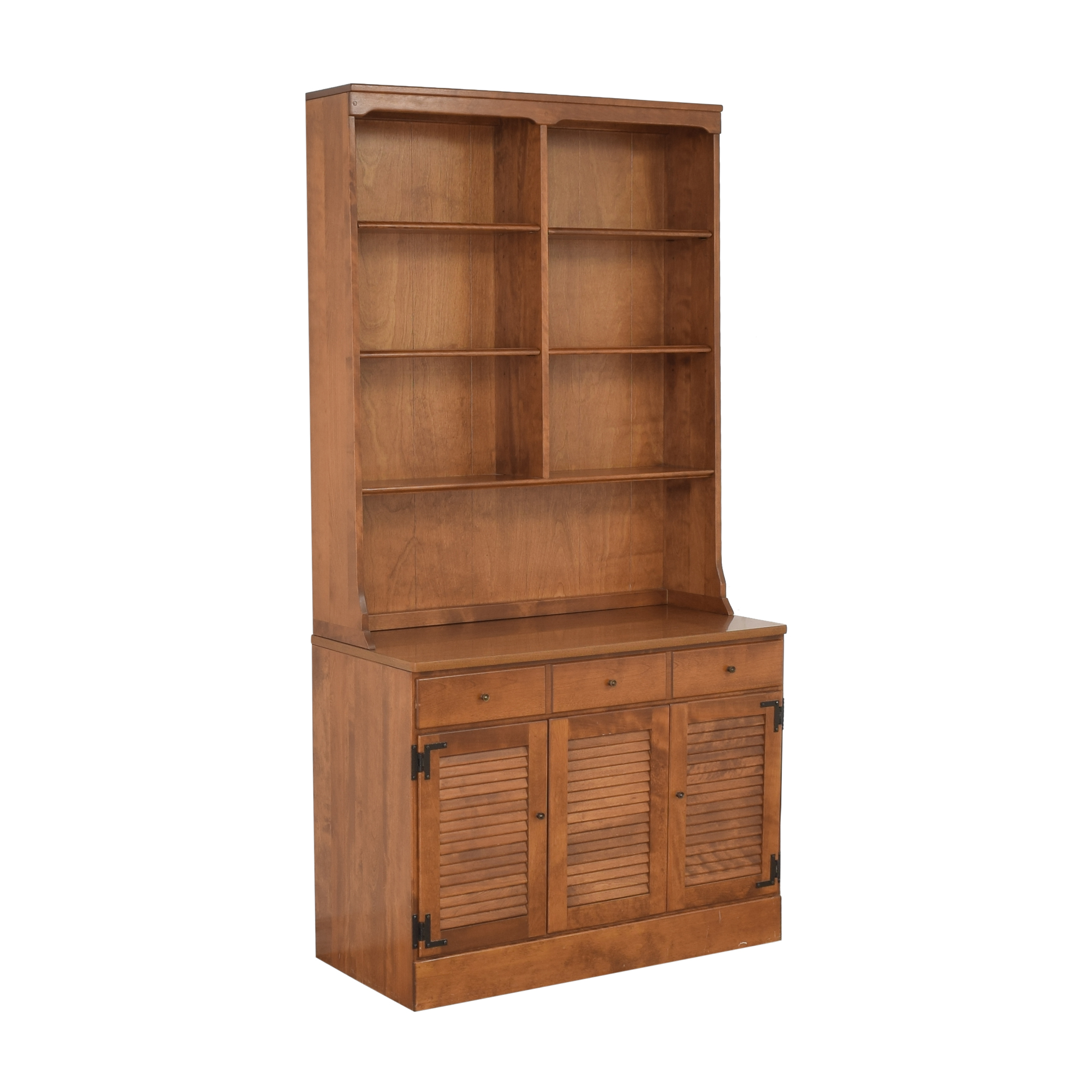Ethan Allen Ethan Allen Cabinet with Hutch coupon