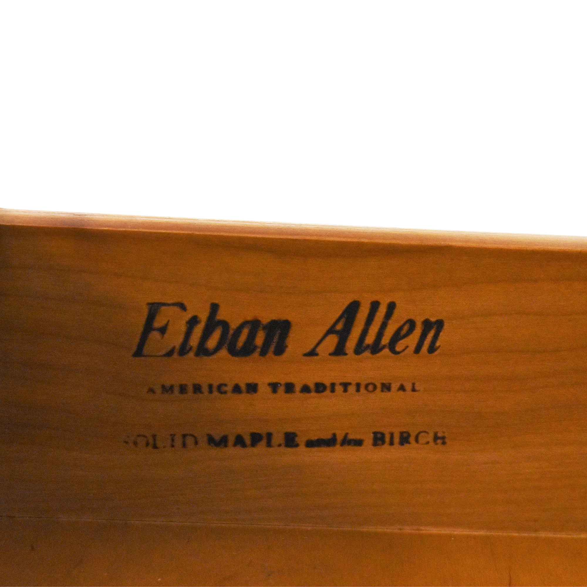 Ethan Allen Ethan Allen Cabinet with Hutch nyc