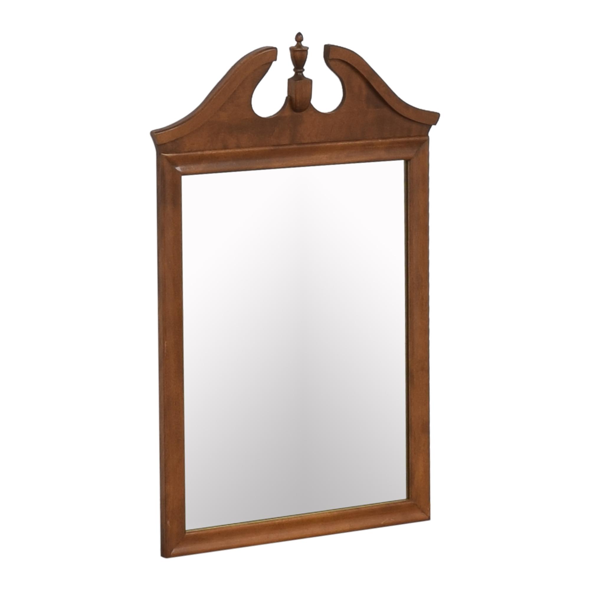 Ethan Allen Ethan Allen Framed Wall Mirror ma