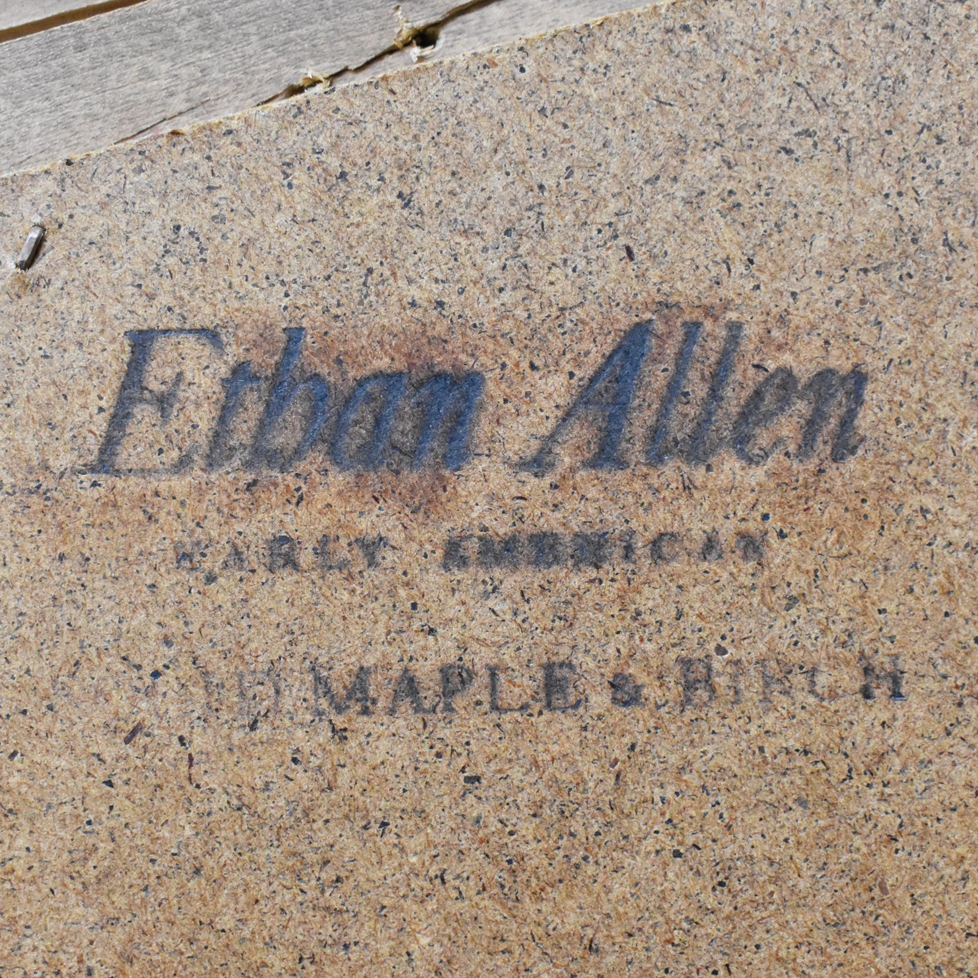 Ethan Allen Ethan Allen Framed Wall Mirror discount