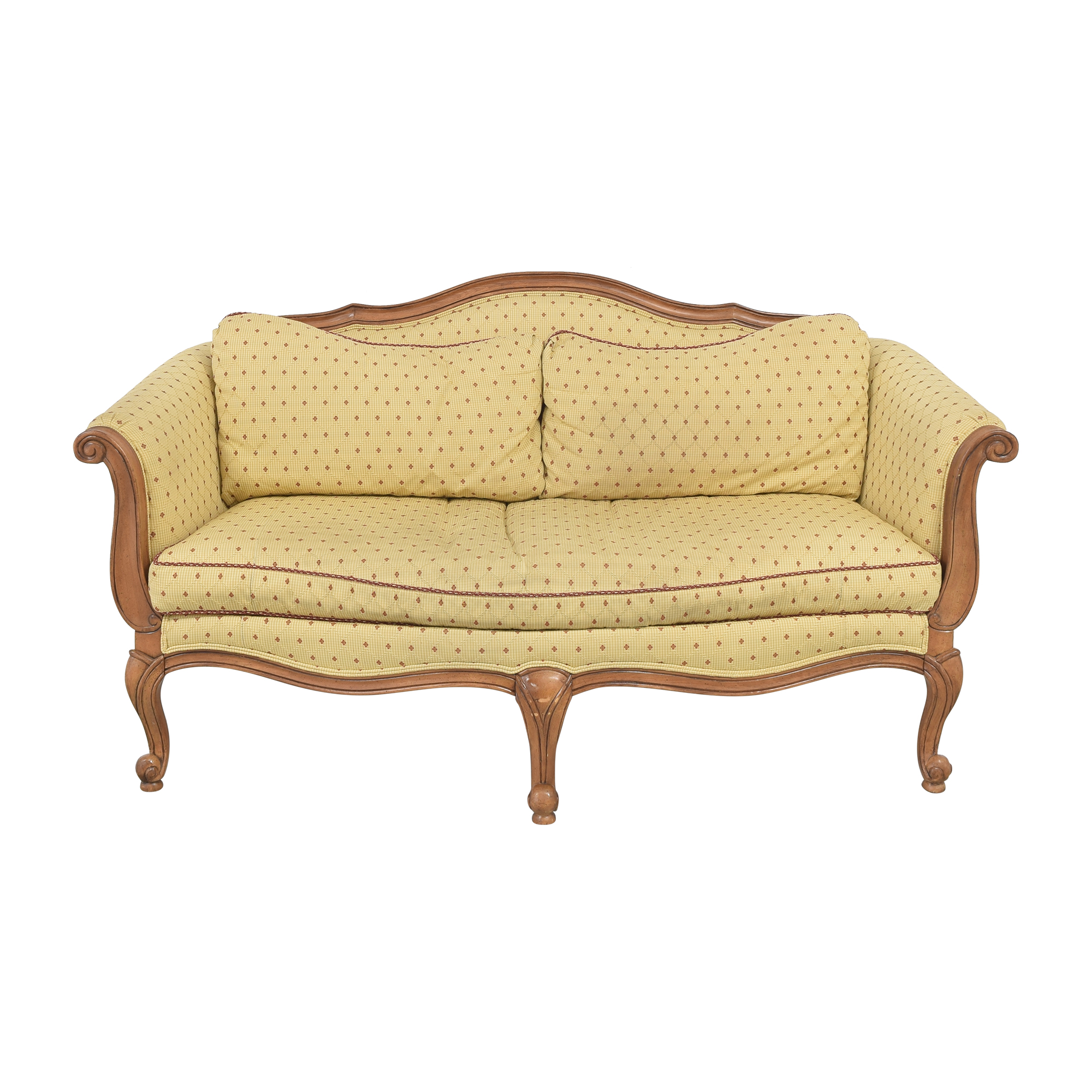 Ethan Allen Evette Settee / Classic Sofas