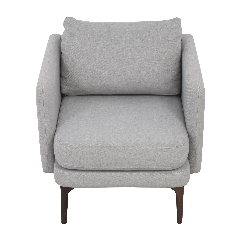 West Elm Auburn Accent Chair / Chairs