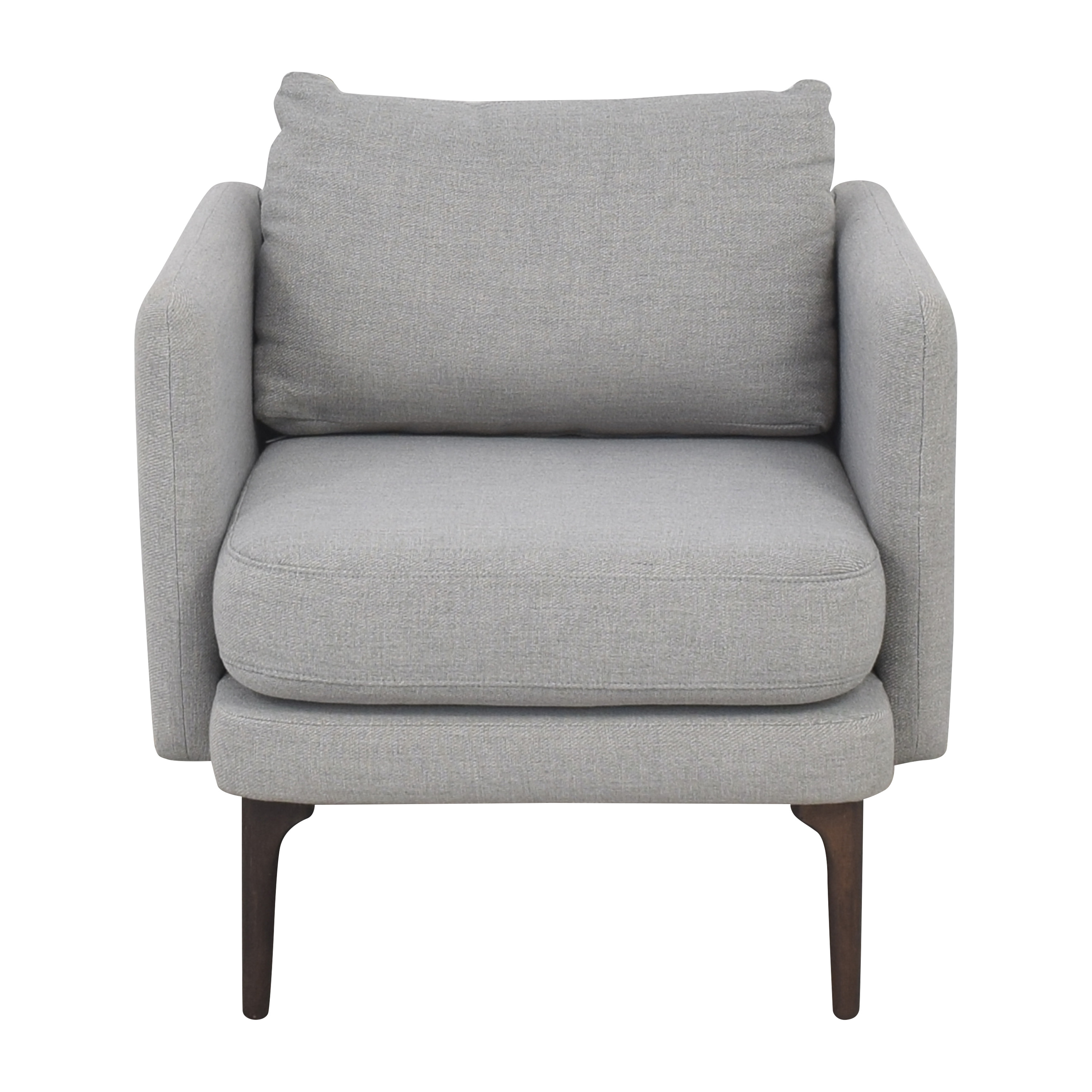 shop West Elm Auburn Accent Chair West Elm Chairs