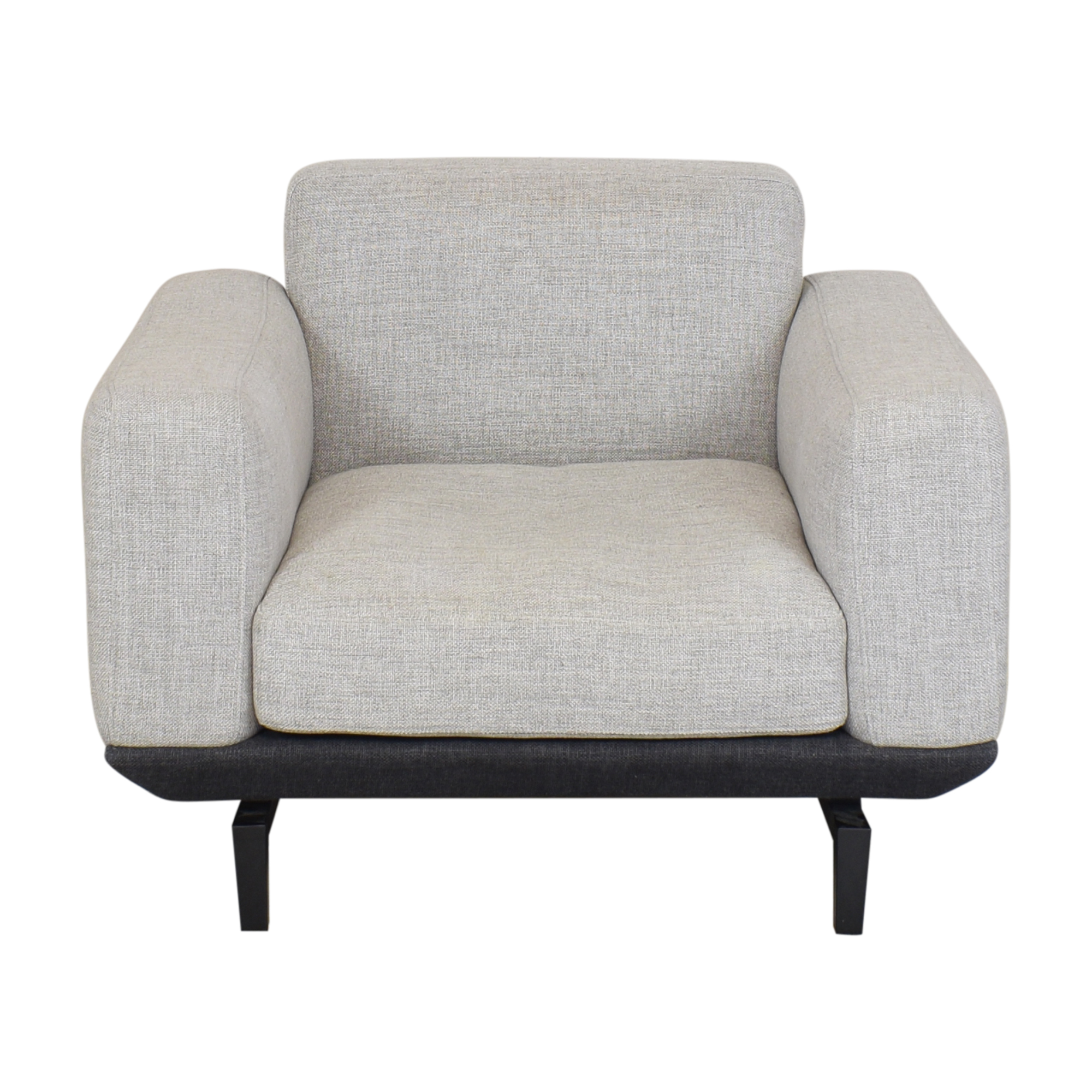 AllModern AllModern Puff Puff Club Chair for sale