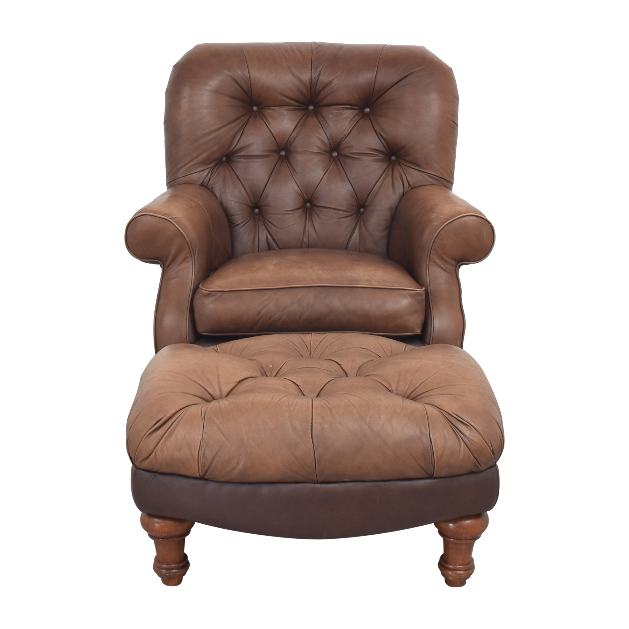 buy La-Z-Boy La-Z-Boy Tufted Chair with Ottoman online