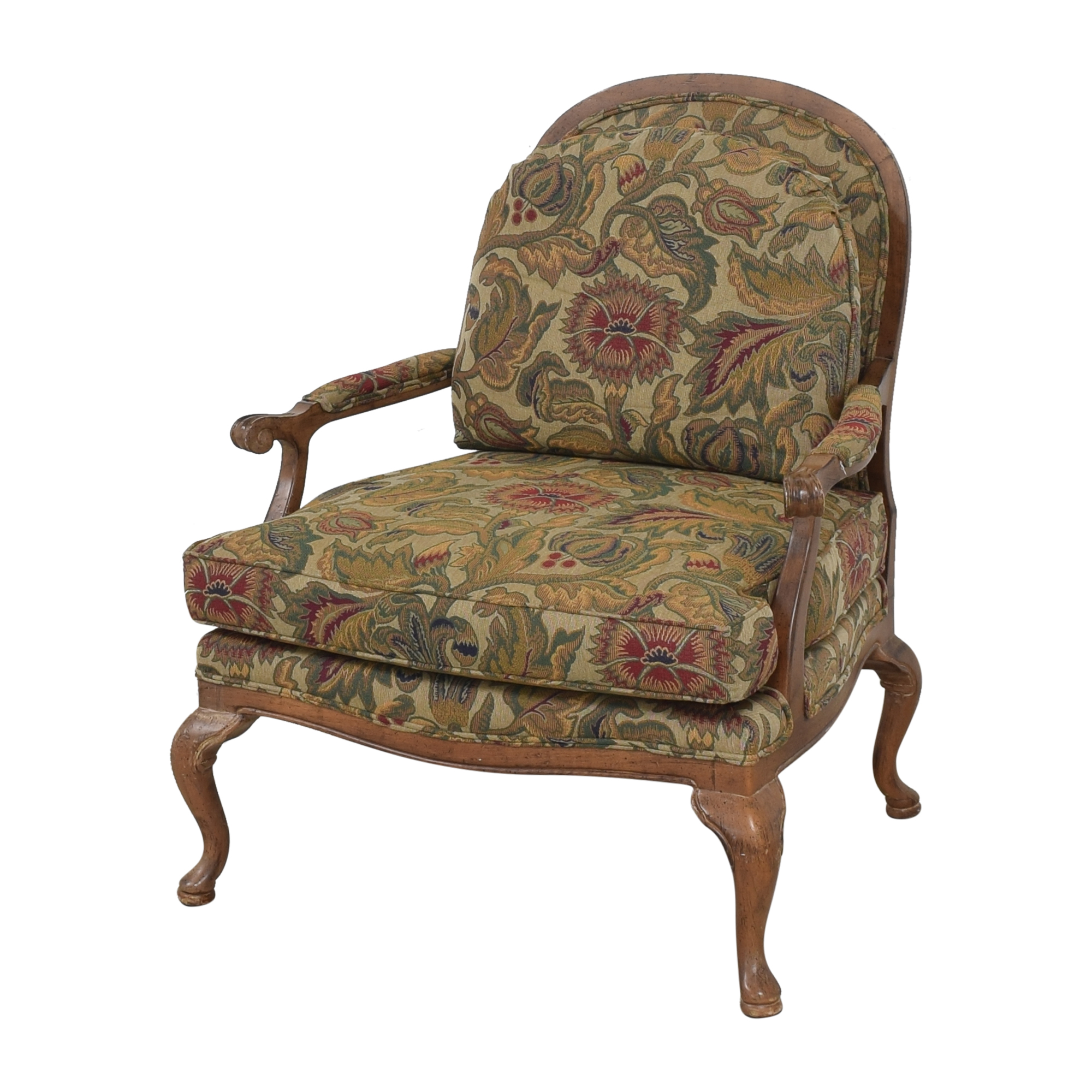 shop Thomasville Thomasville Bergere Chair and Ottoman online