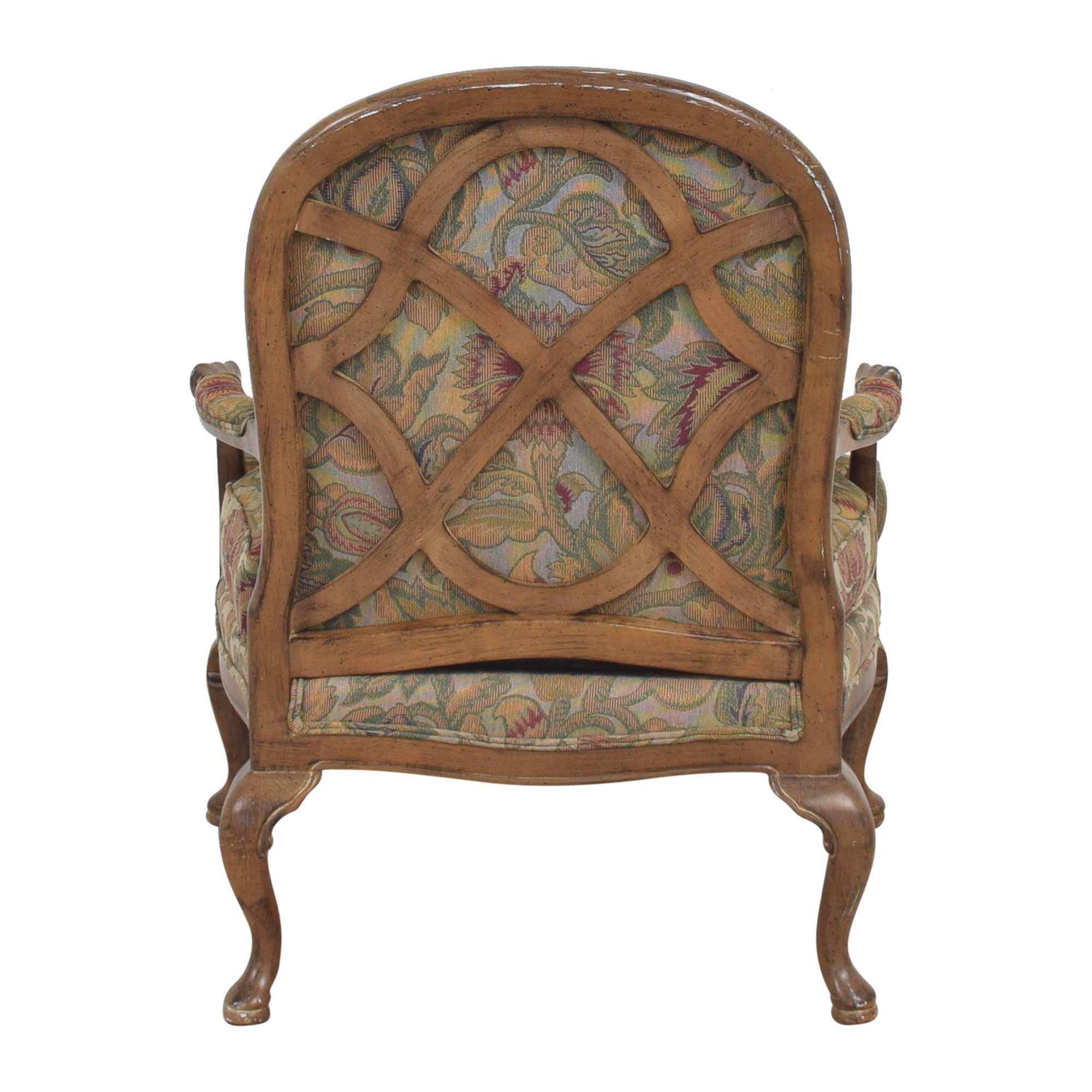 Thomasville Bergere Chair and Ottoman sale