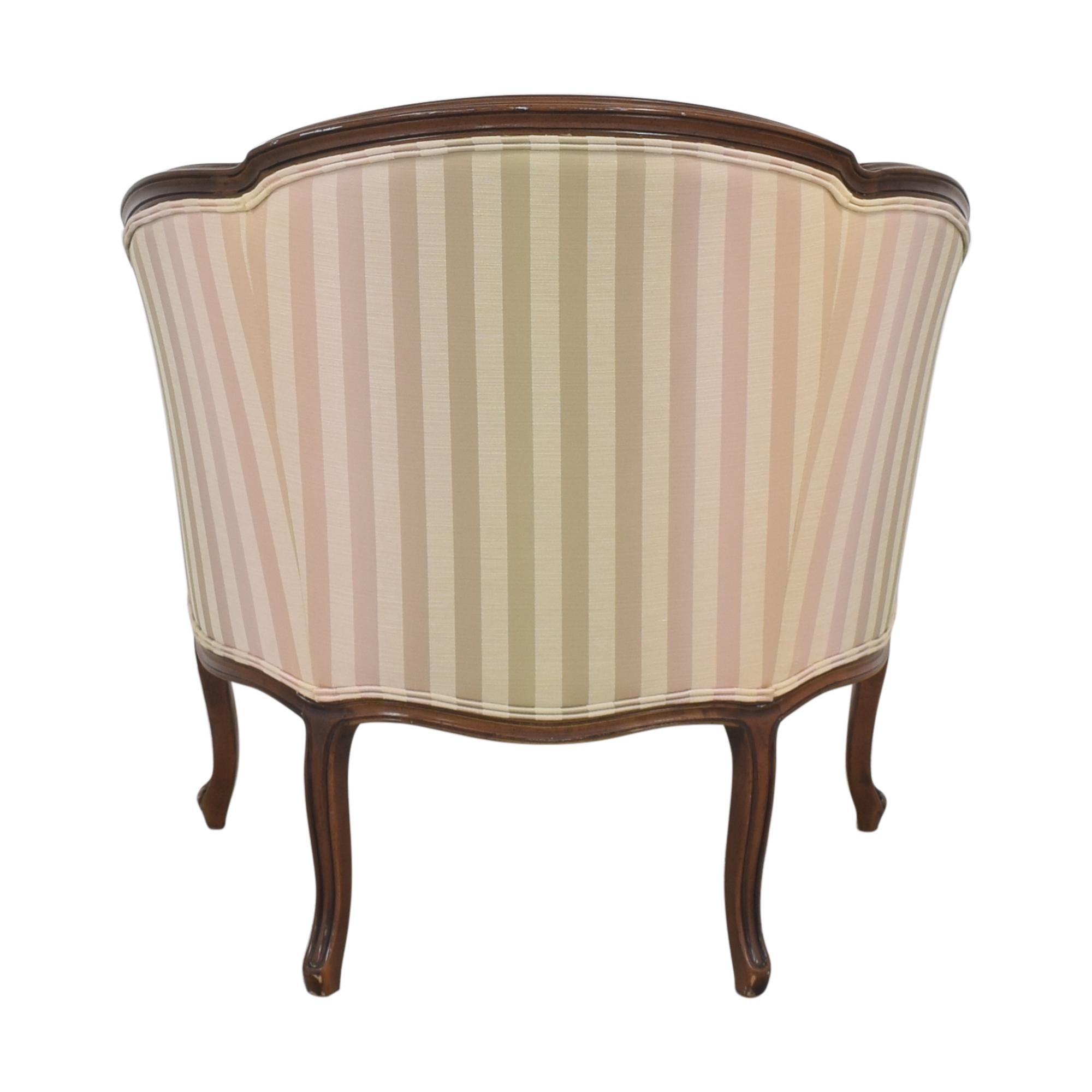 Century Furniture Century Furniture Barrel Accent Chair second hand