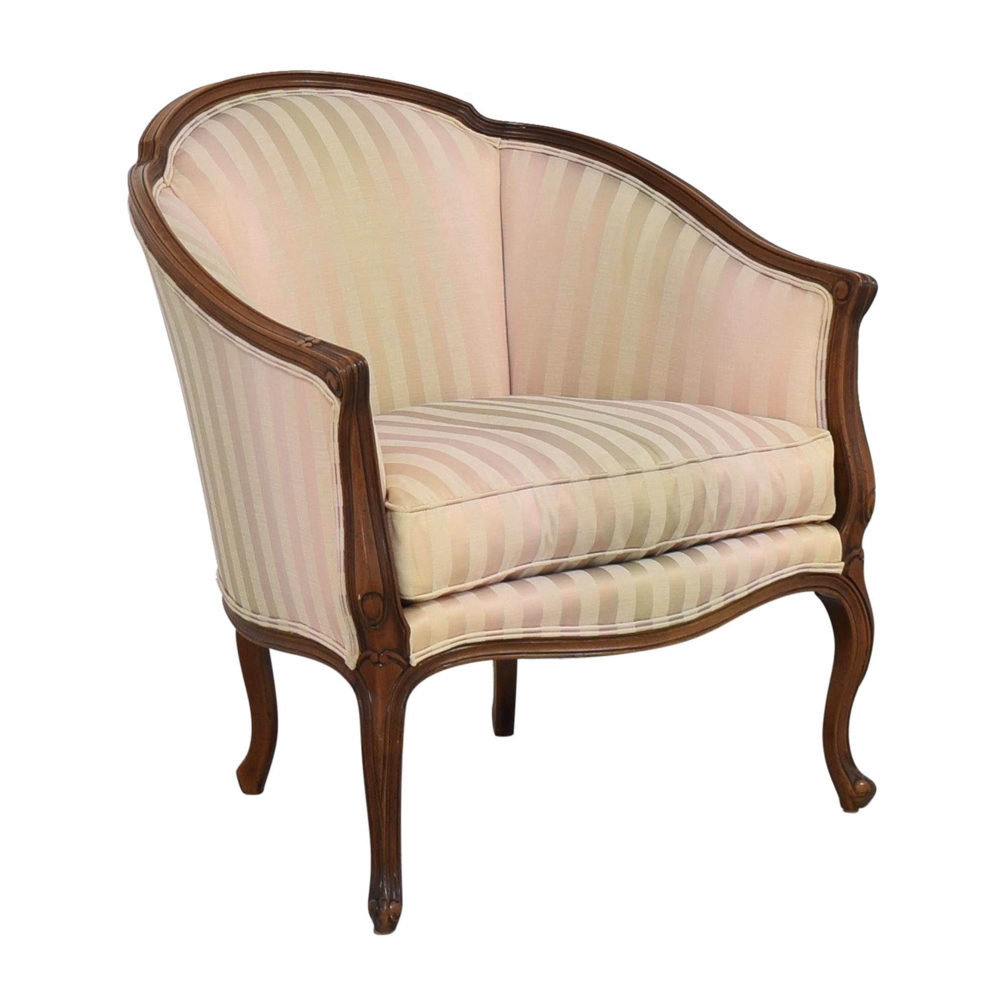 Century Furniture Century Furniture Barrel Accent Chair coupon