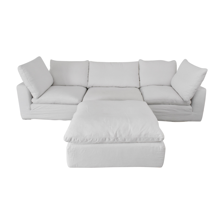Restoration Hardware Restoration Hardware Cloud Modular Sofa for sale