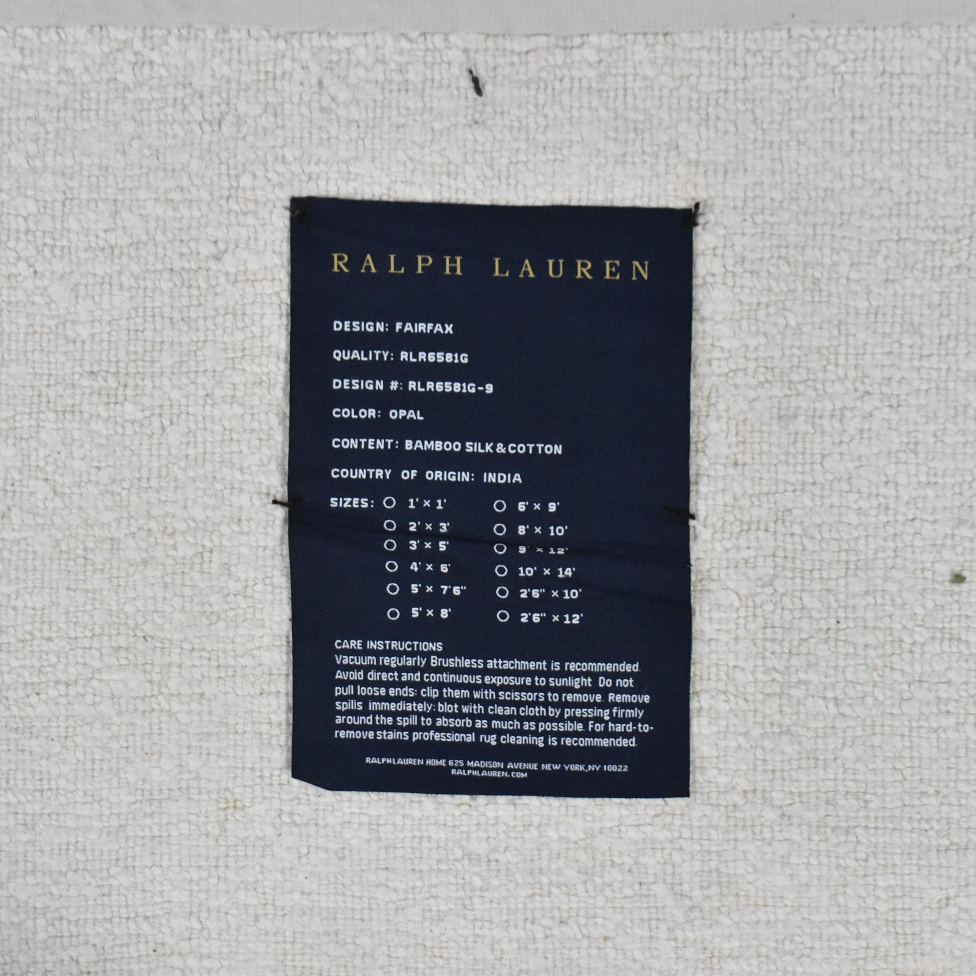 Ralph Lauren Home Fairfax Area Rug / Rugs