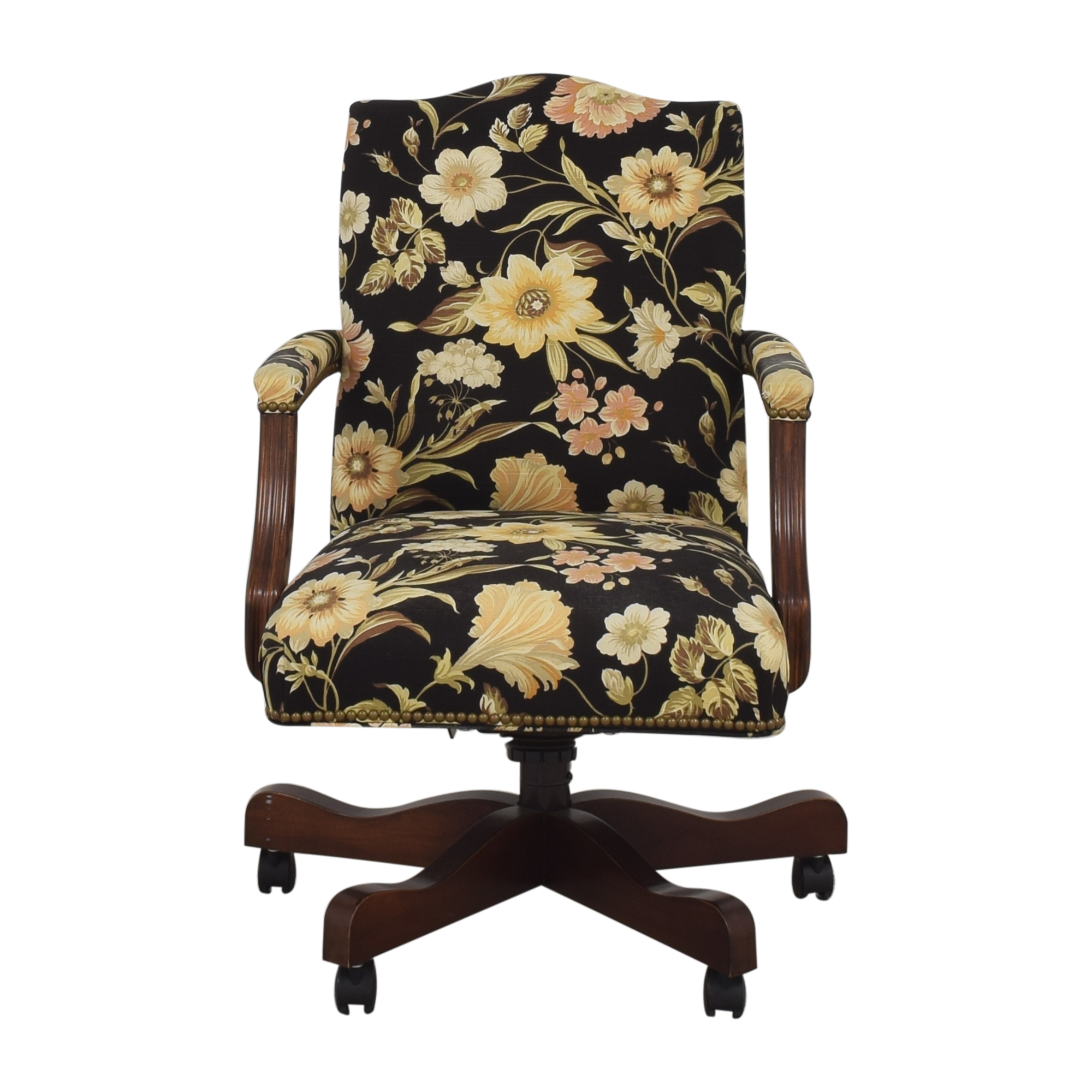 Ethan Allen Ethan Allen Swivel Desk Chair