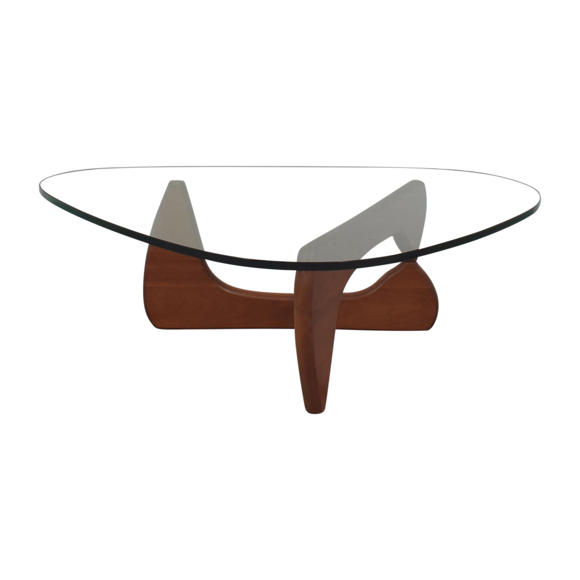 Herman Miller Design Within Reach Herman Miller Noguchi Coffee Table brown