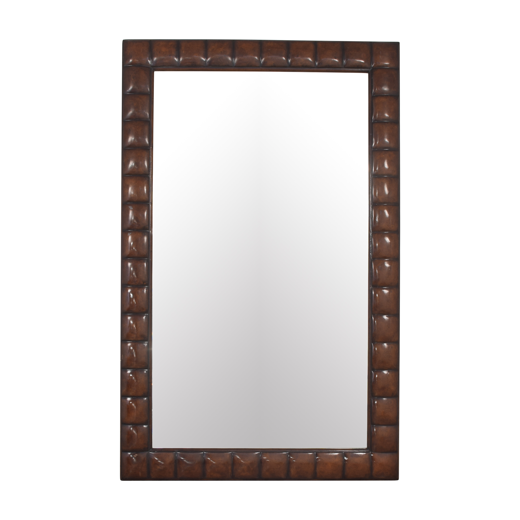 Extra Large Framed Floor Mirror second hand