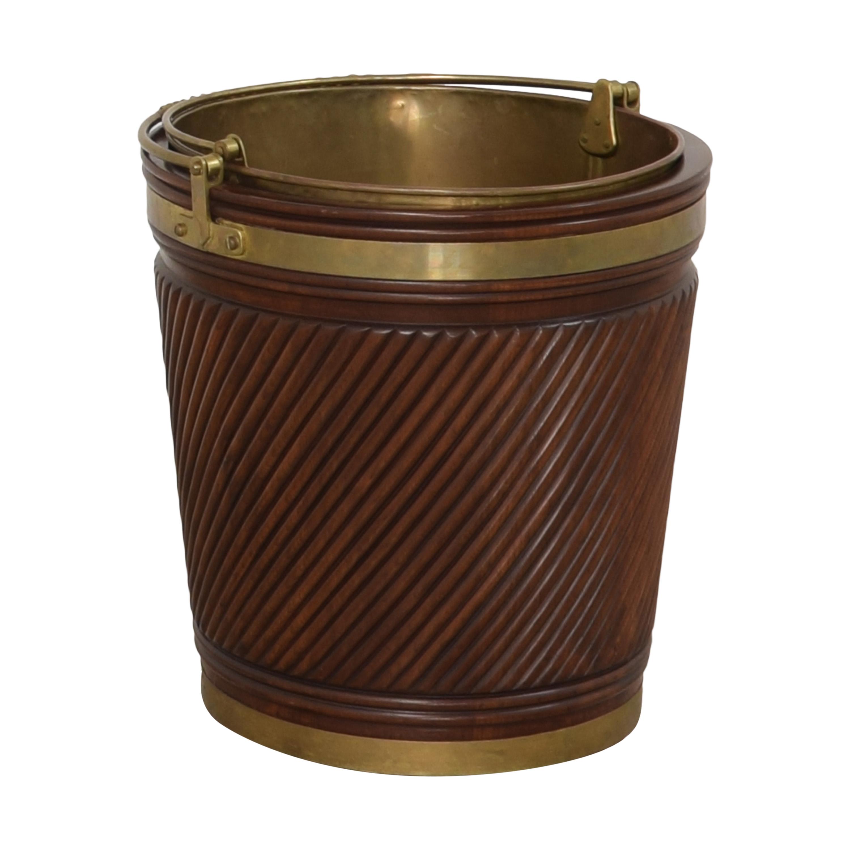 shop  Vintage Irish Peat Bucket online