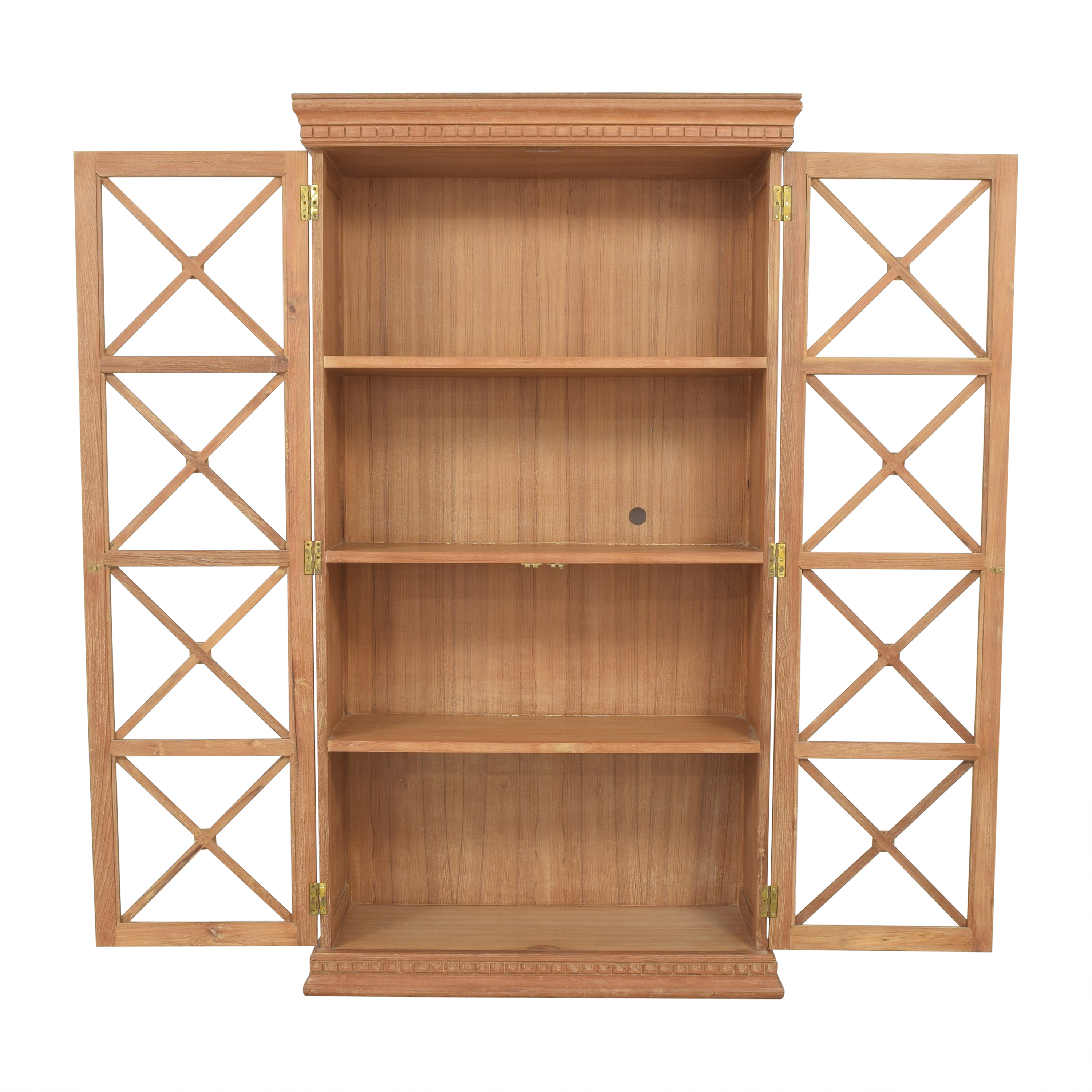 Restoration Hardware Restoration Hardware Bookcase for sale